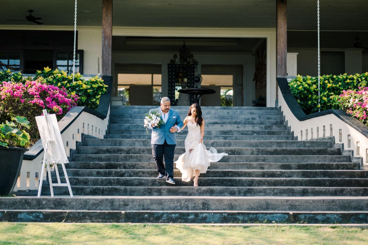 D&A: A Glamorous Villa Karang Putih Bali Wedding 21