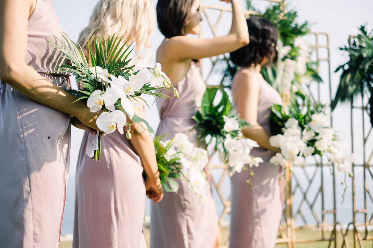 D&A: A Glamorous Villa Karang Putih Bali Wedding 25