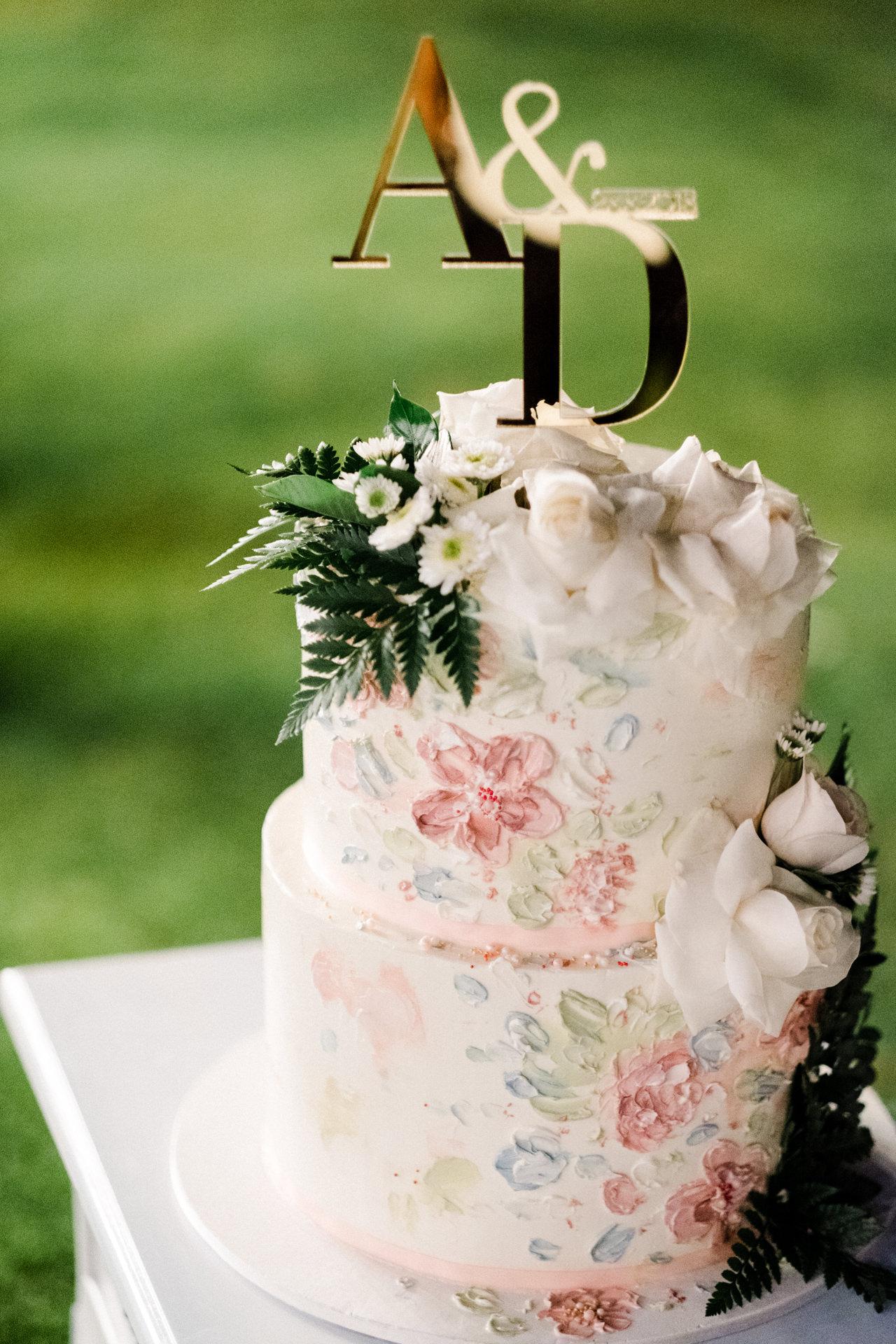 D&A: A Glamorous Villa Karang Putih Bali Wedding 49