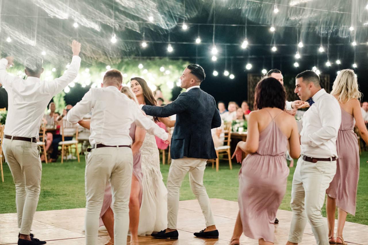 D&A: A Glamorous Villa Karang Putih Bali Wedding 51