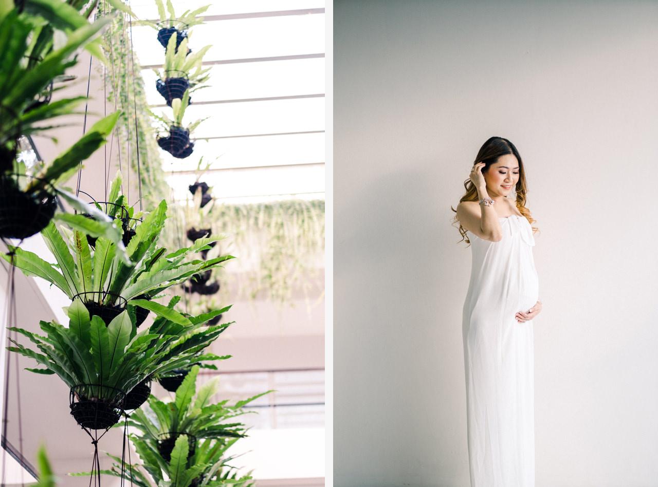 D&C: Bali Maternity Photography in Alila Seminyak 3