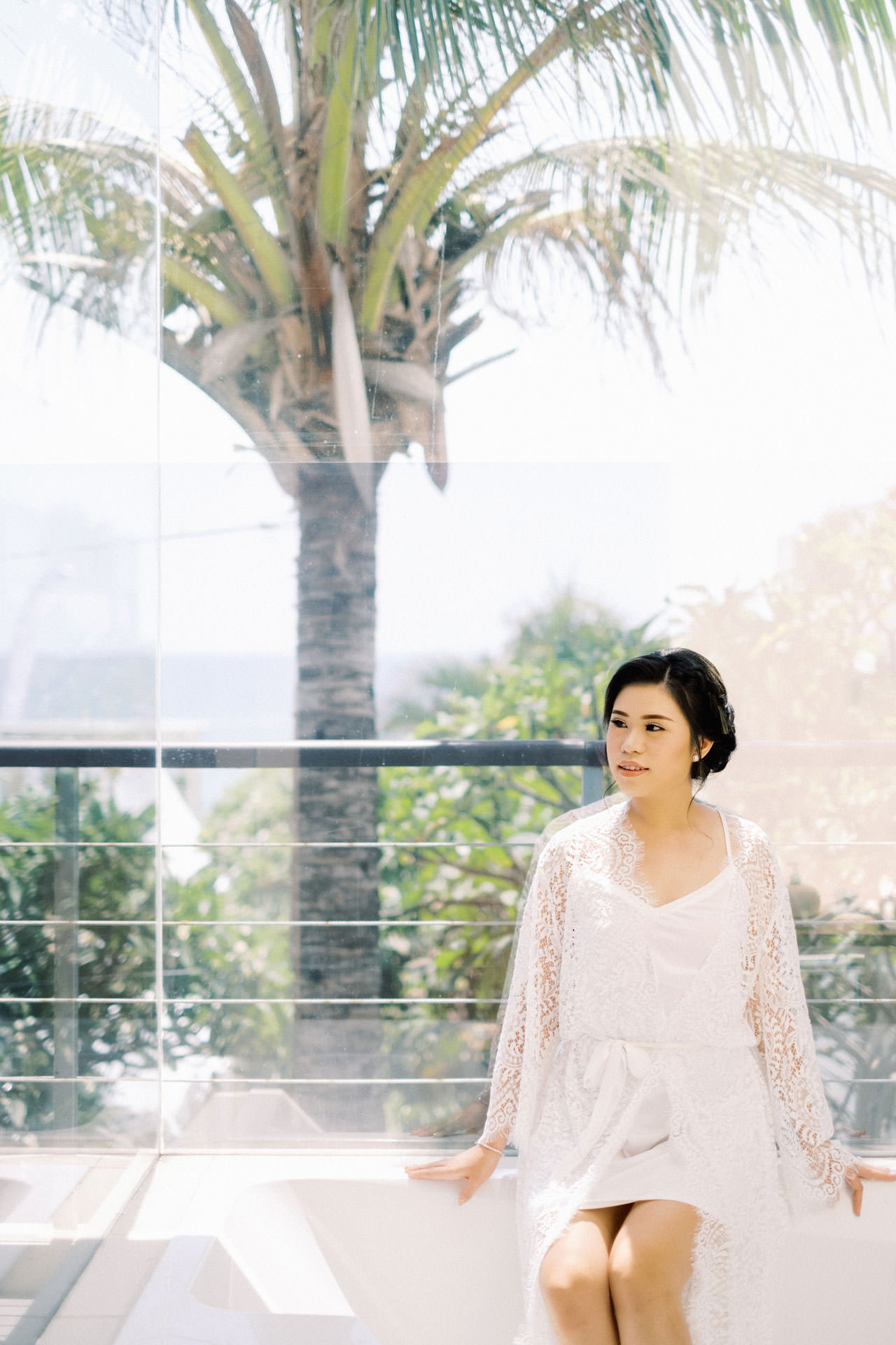 Beachfront Villa Phalosa Seminyak Wedding 14
