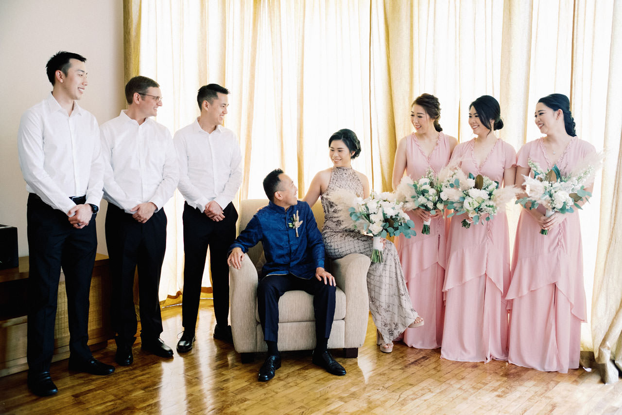 Beachfront Villa Phalosa Seminyak Wedding 16