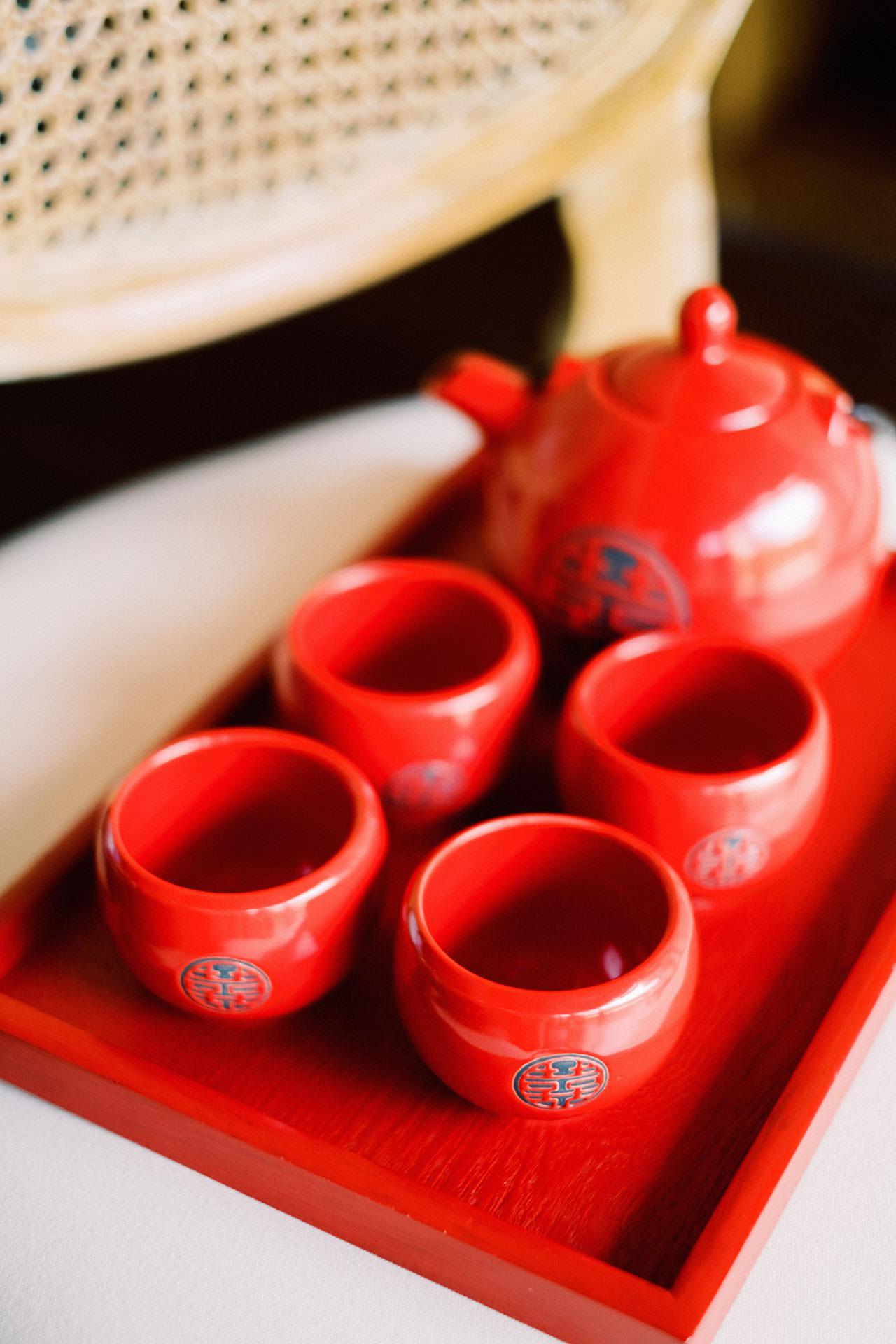 Tea Ceremony Chinese Wedding