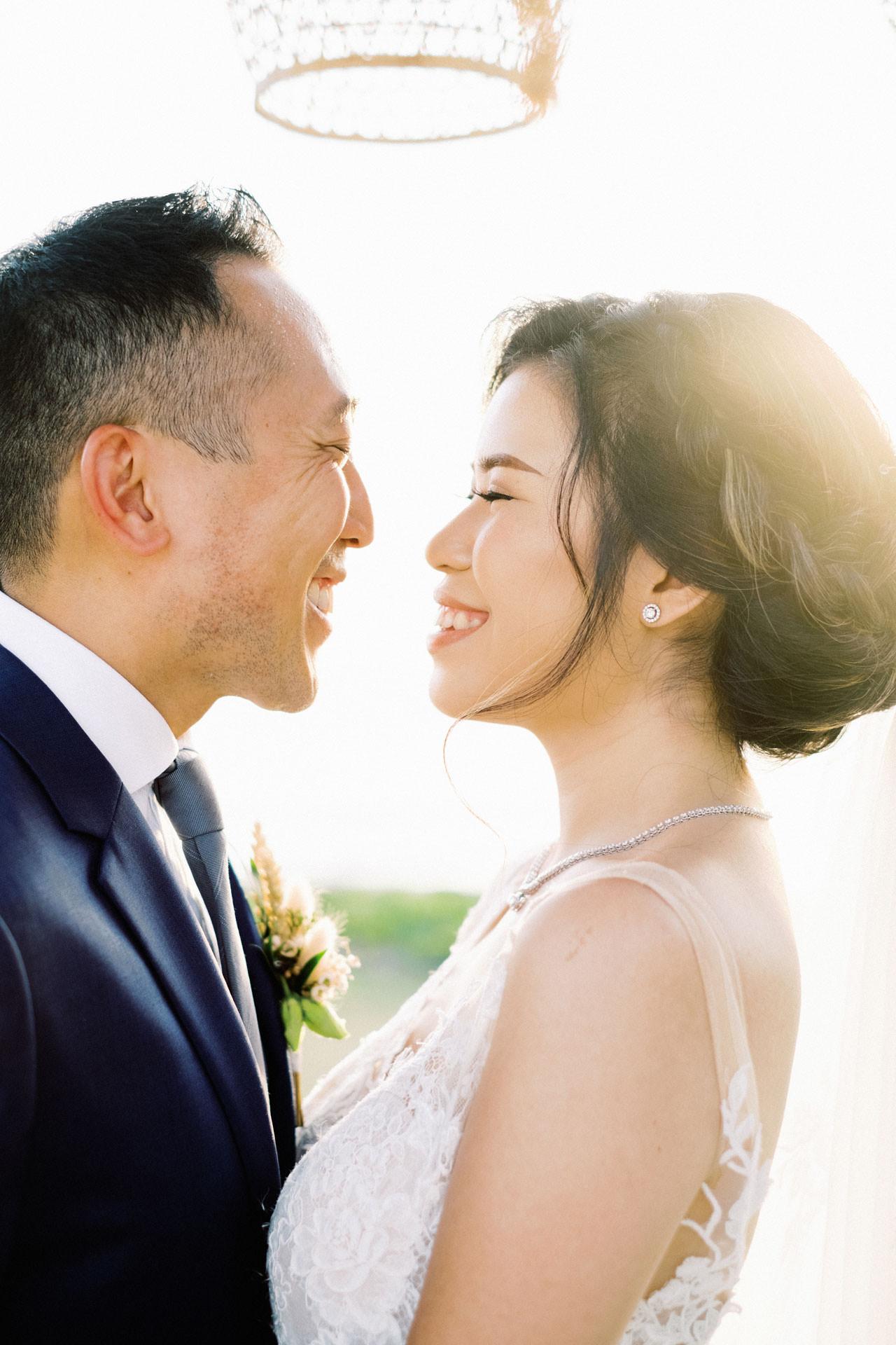 Beachfront Villa Phalosa Seminyak Wedding 45