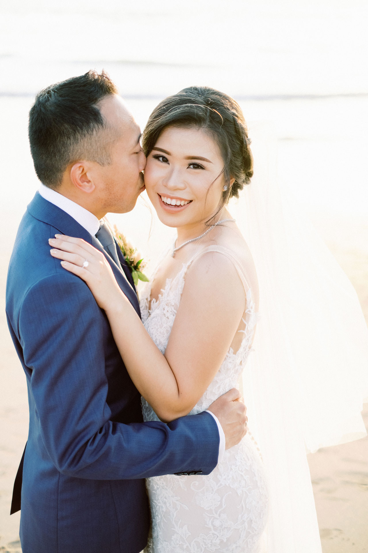Beachfront Villa Phalosa Seminyak Wedding 49