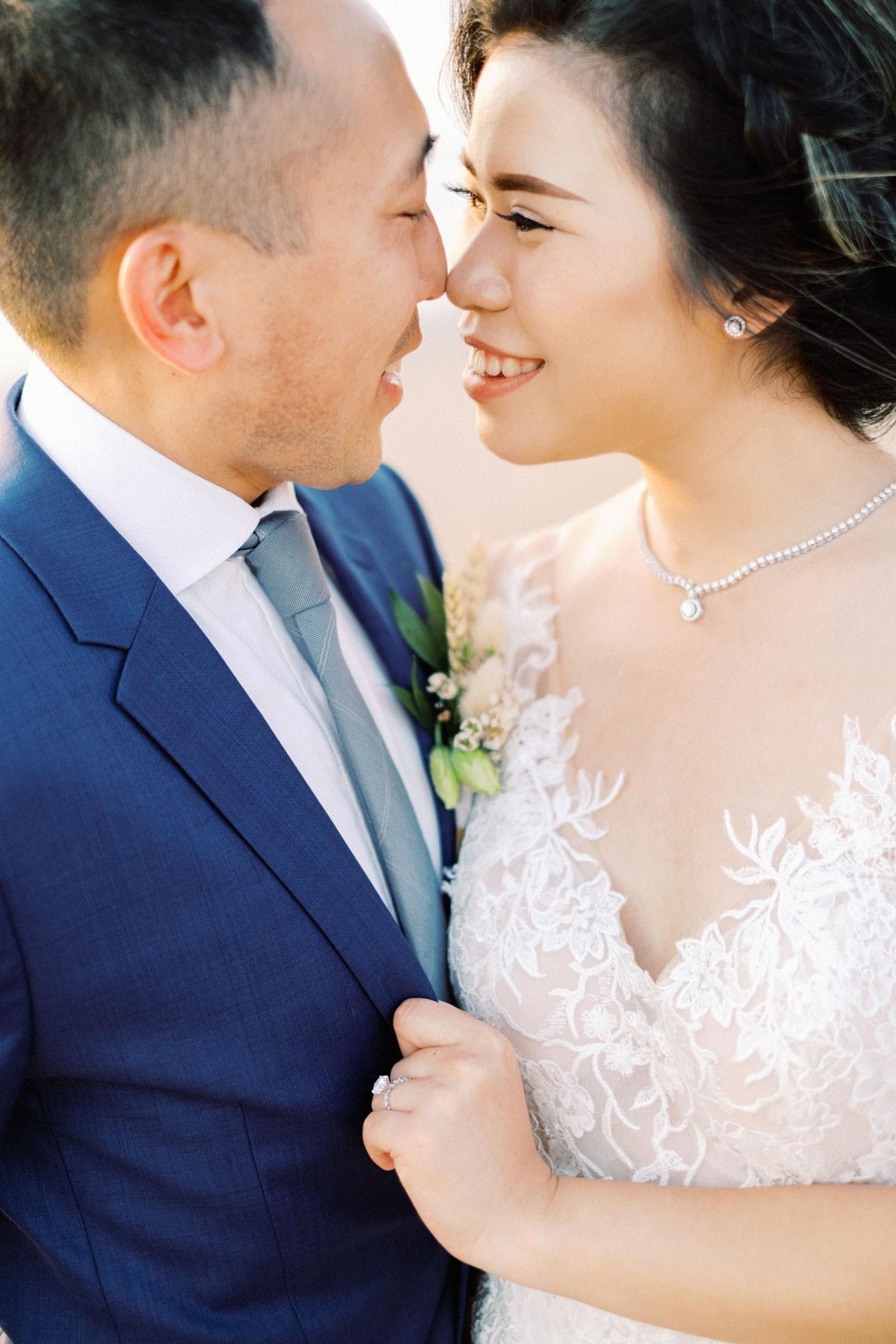 Beachfront Villa Phalosa Seminyak Wedding 52