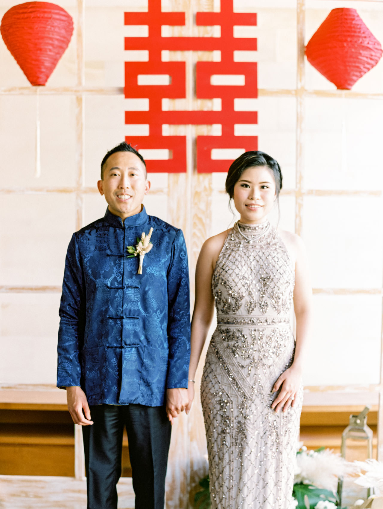 Chinese Tea Ceremony Outfit