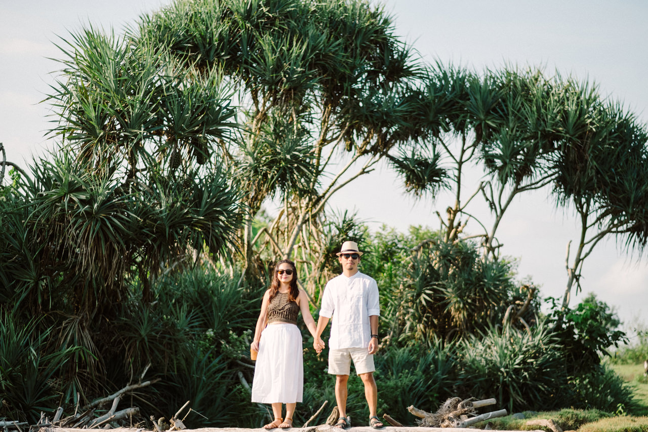 J&D: Casual Engagement Photography in Canggu 1