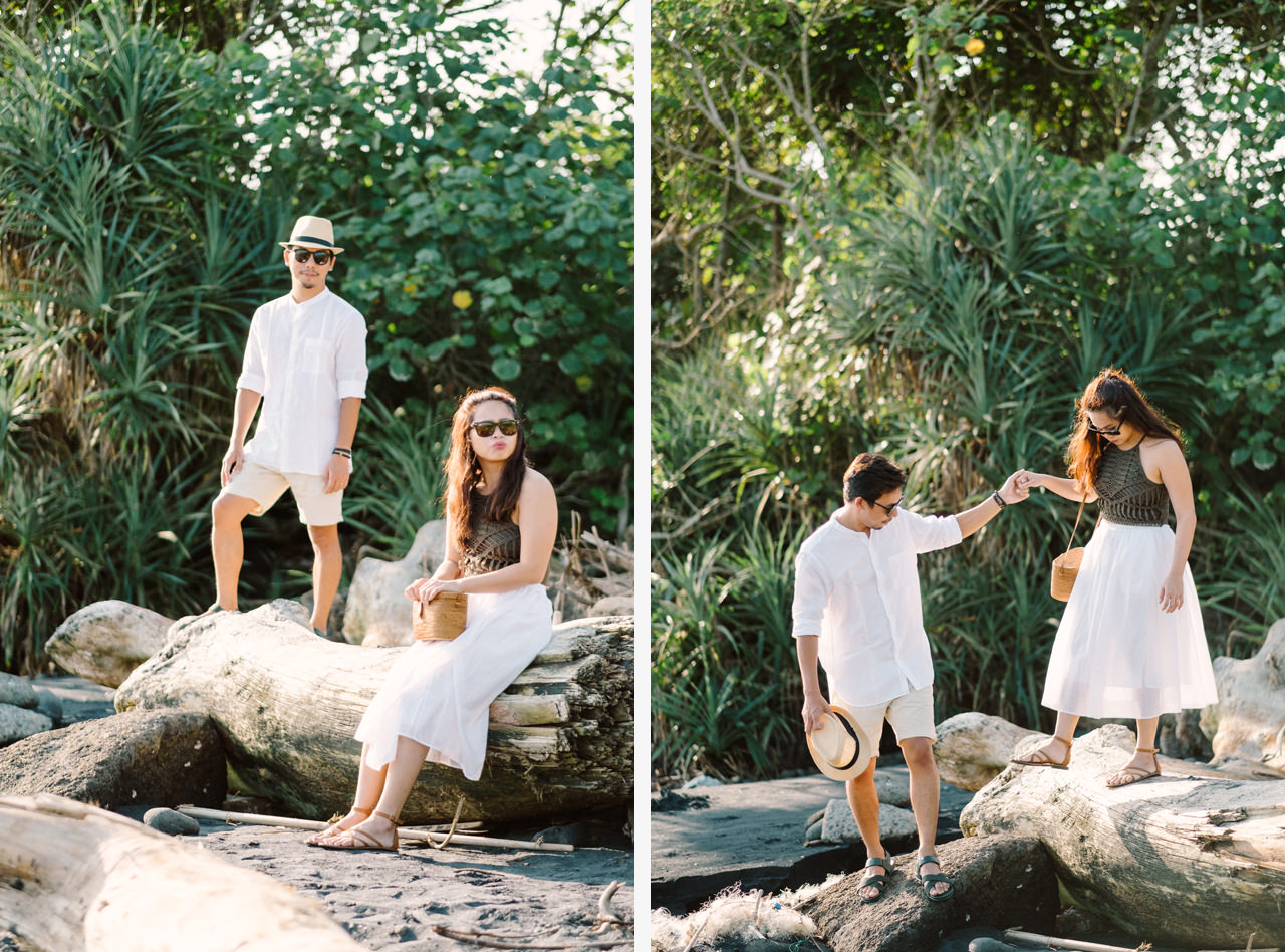 J&D: Casual Engagement Photography in Canggu 2