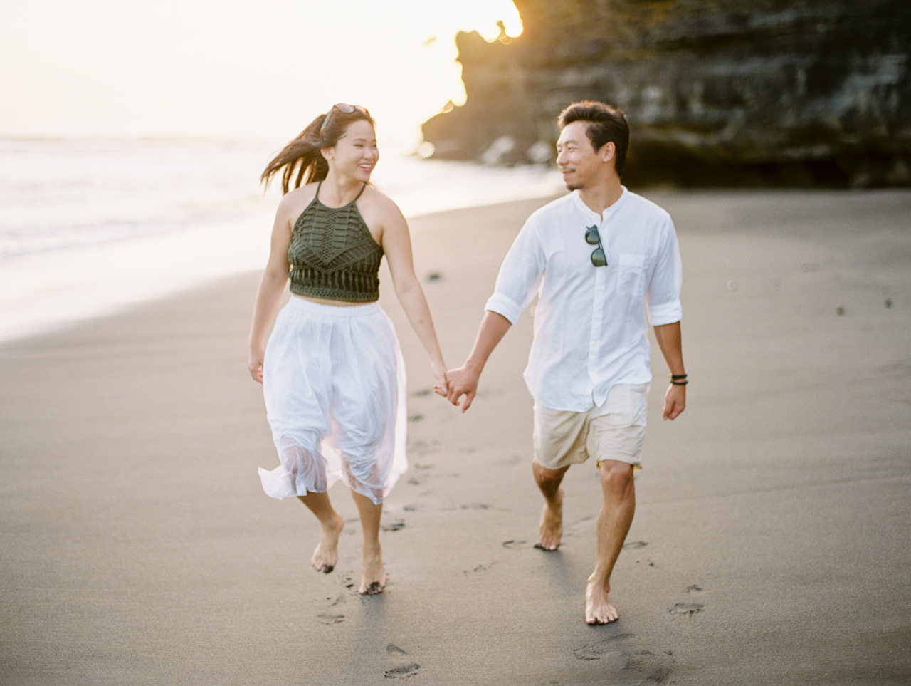 J&D: Casual Engagement Photography in Canggu 6