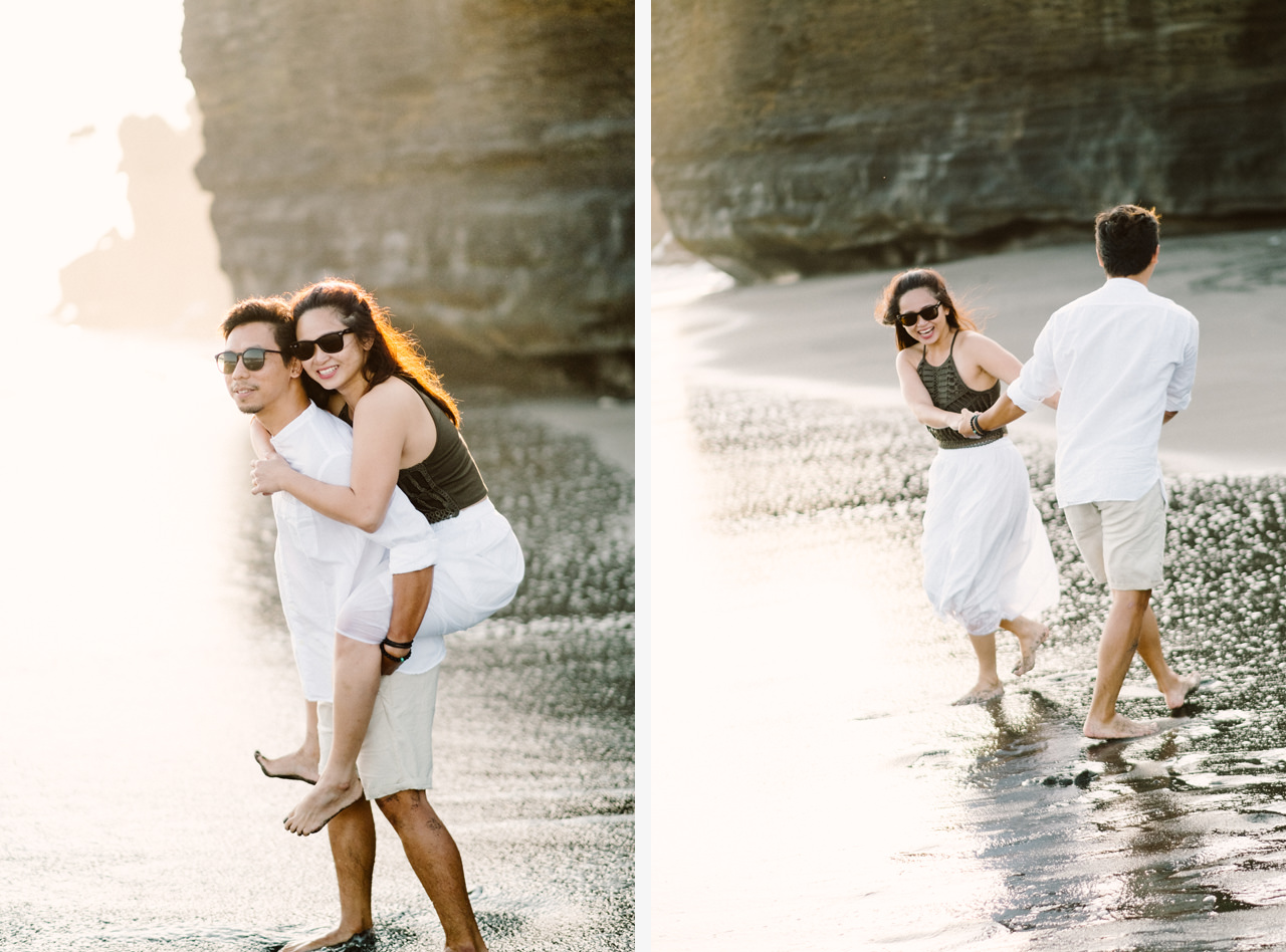 J&D: Casual Engagement Photography in Canggu 7