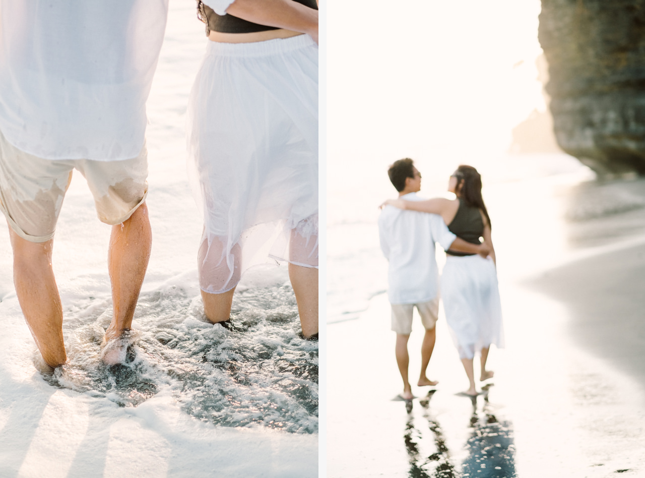 J&D: Casual Engagement Photography in Canggu 9