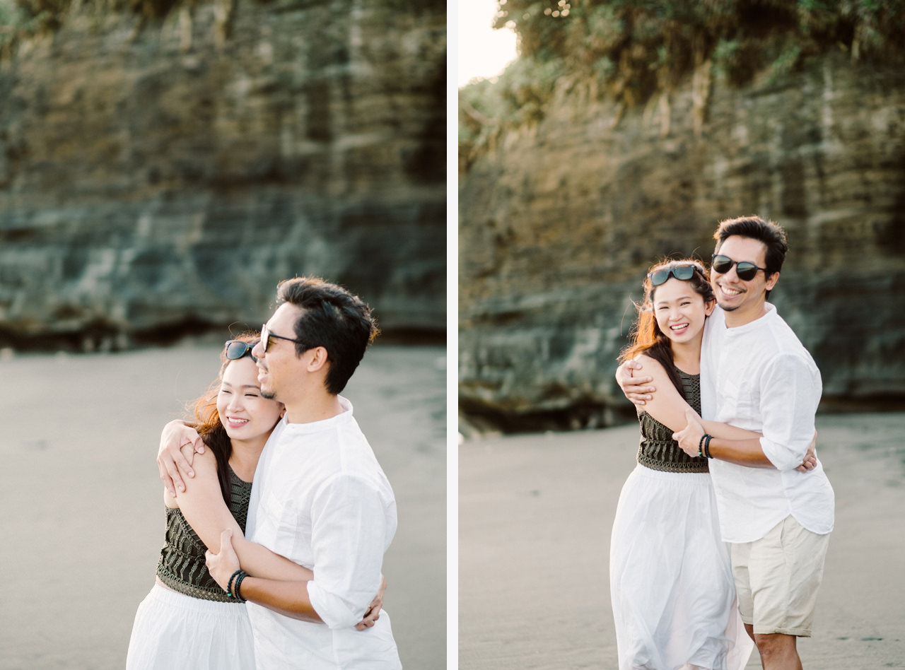 J&D: Casual Engagement Photography in Canggu 10