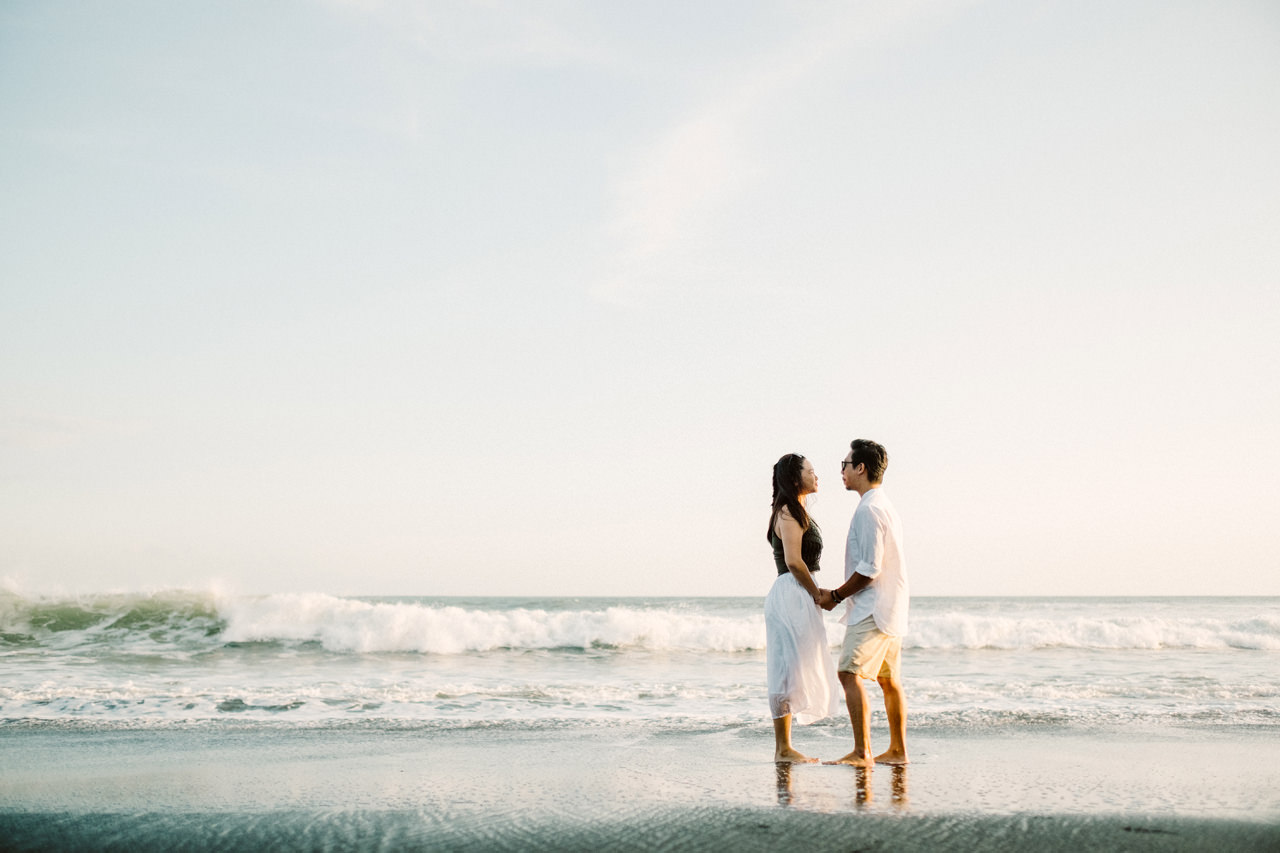 J&D: Casual Engagement Photography in Canggu 11