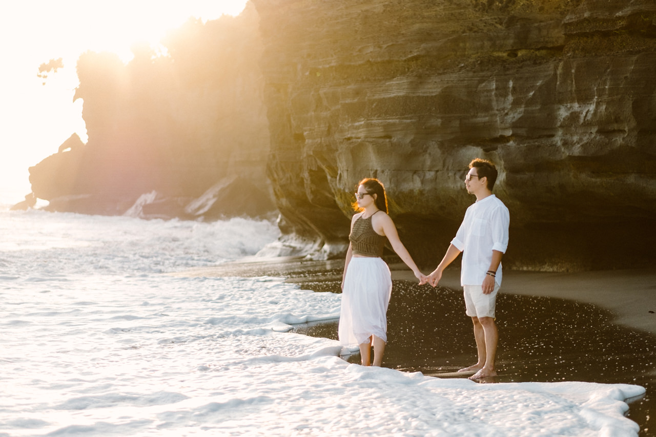 J&D: Casual Engagement Photography in Canggu 14