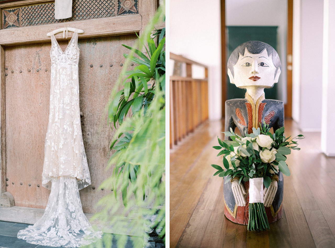 D&L: Canggu Wedding at Bendega Villas 2