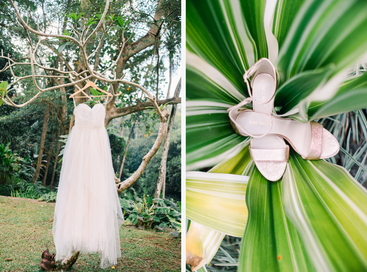 M&D: Greenery Ubud Wedding at Villa Beji Indah 1