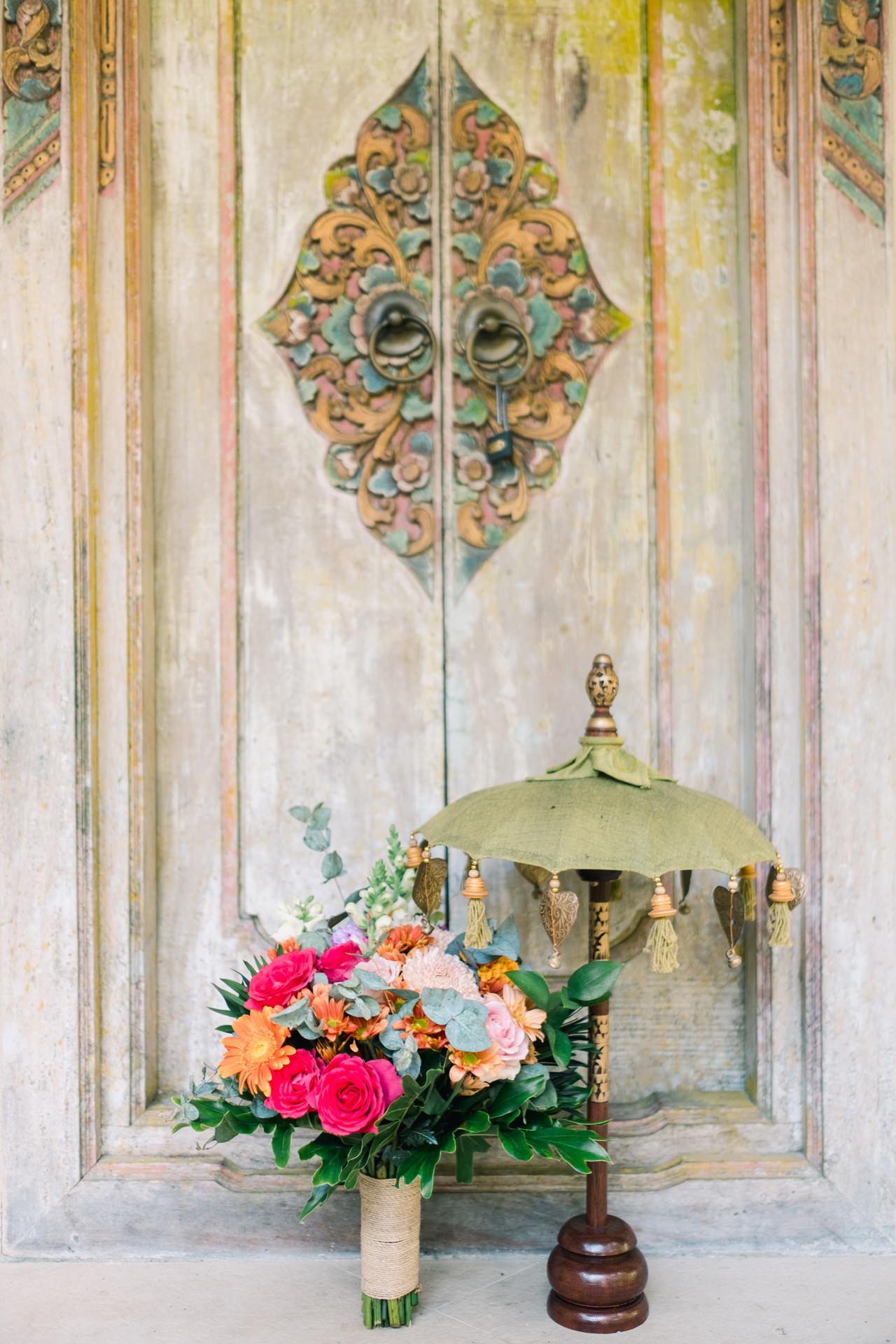 M&D: Greenery Ubud Wedding at Villa Beji Indah 4