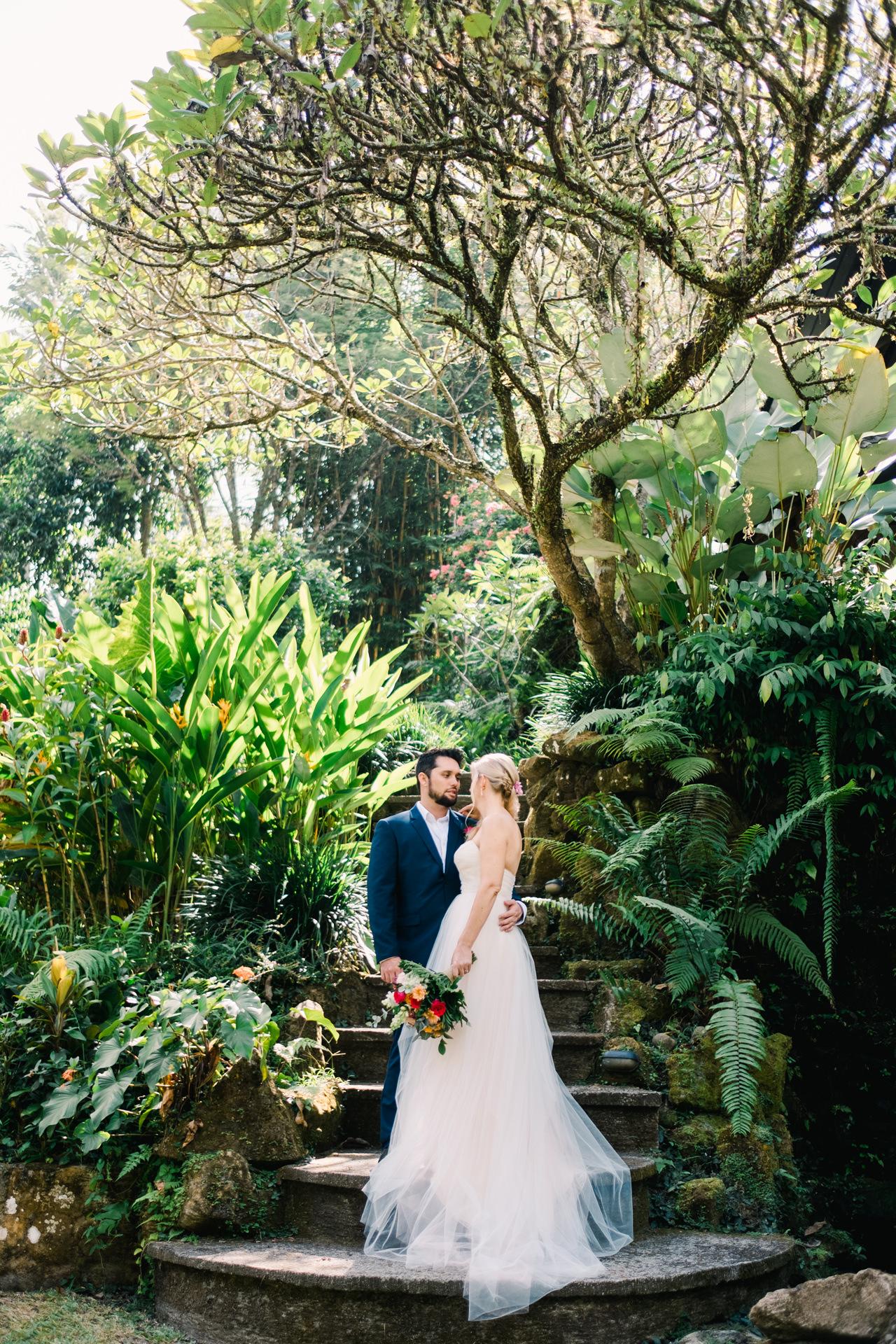 M&D: Greenery Ubud Wedding at Villa Beji Indah 10