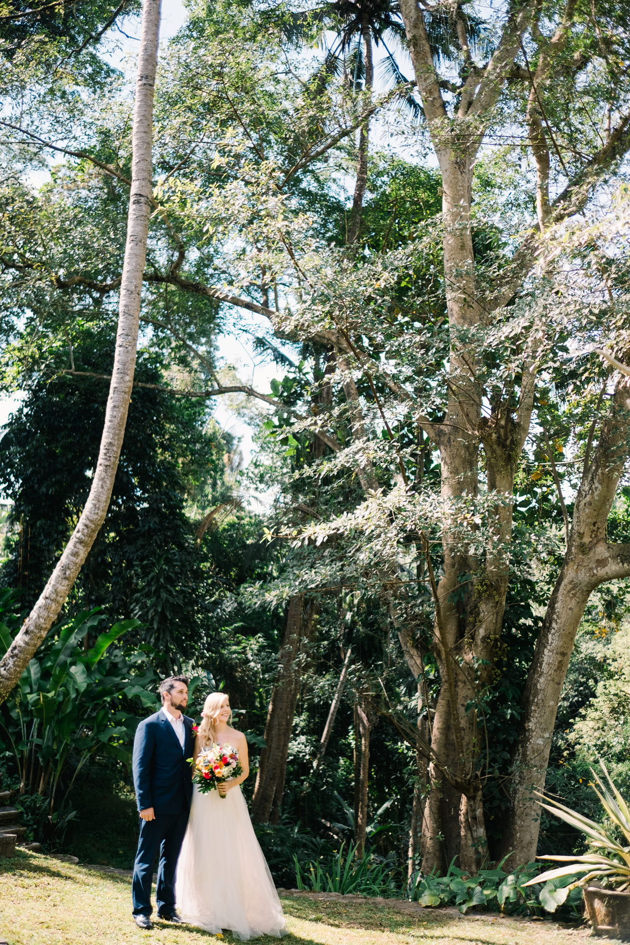 M&D: Greenery Ubud Wedding at Villa Beji Indah 12