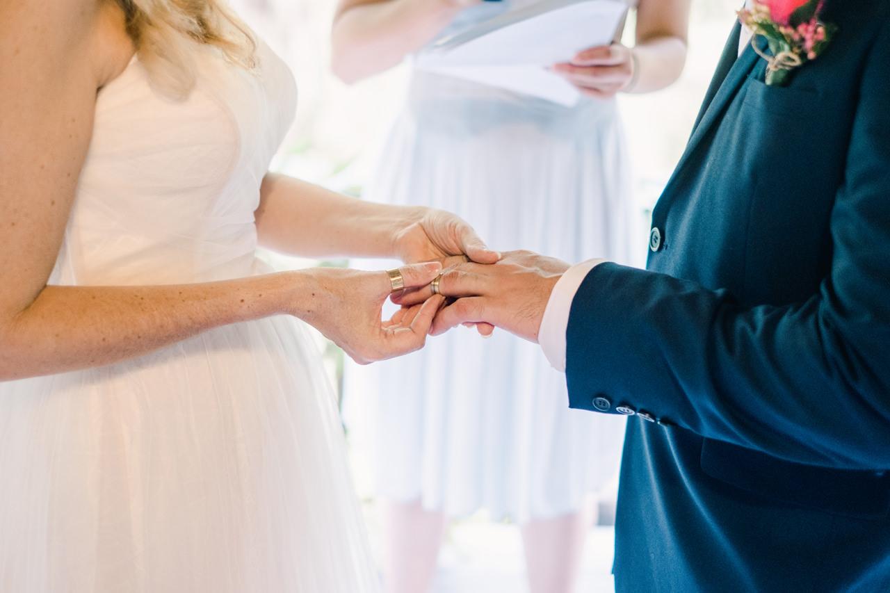 M&D: Greenery Ubud Wedding at Villa Beji Indah 14