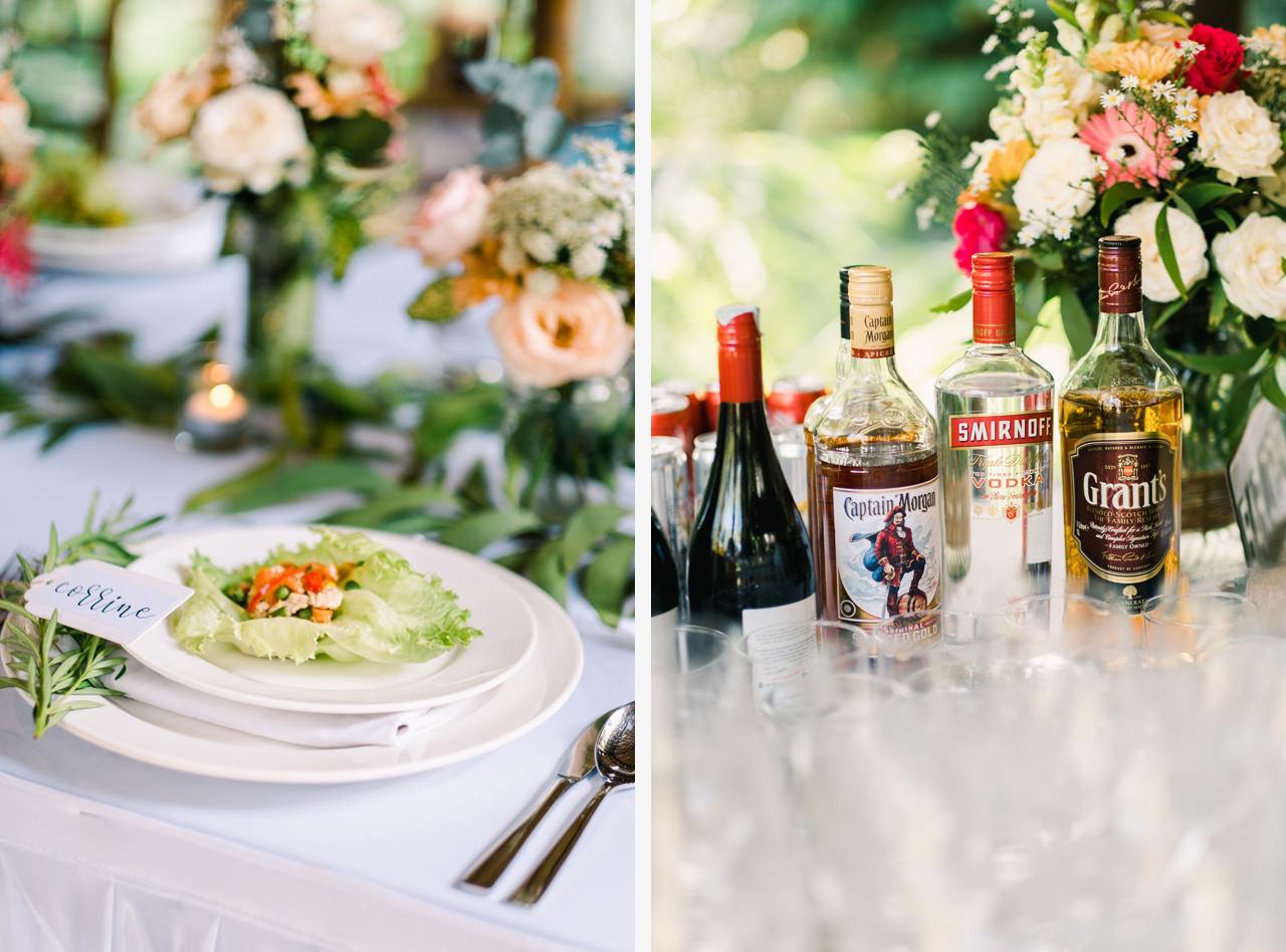M&D: Greenery Ubud Wedding at Villa Beji Indah 20