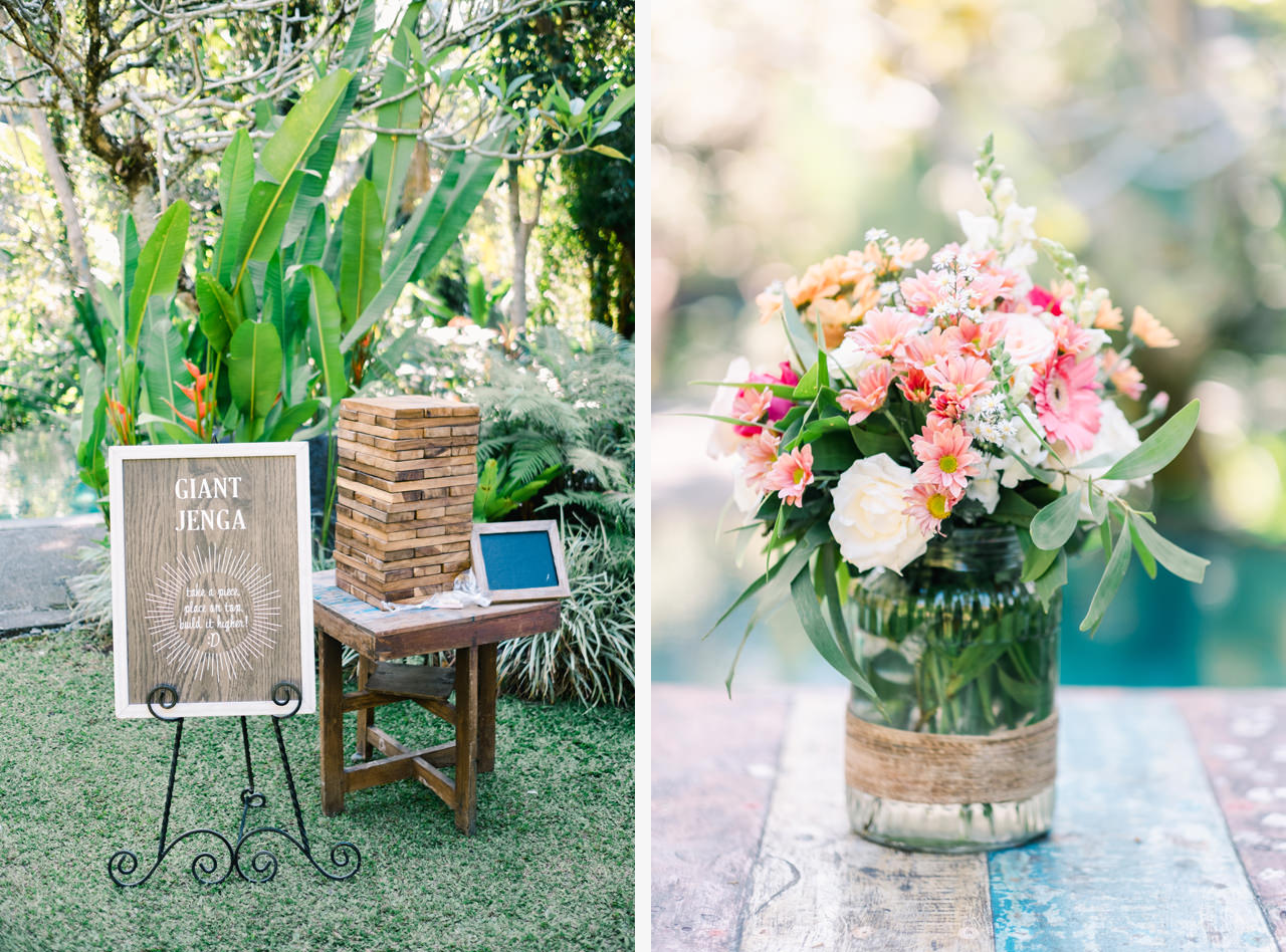 M&D: Greenery Ubud Wedding at Villa Beji Indah 23
