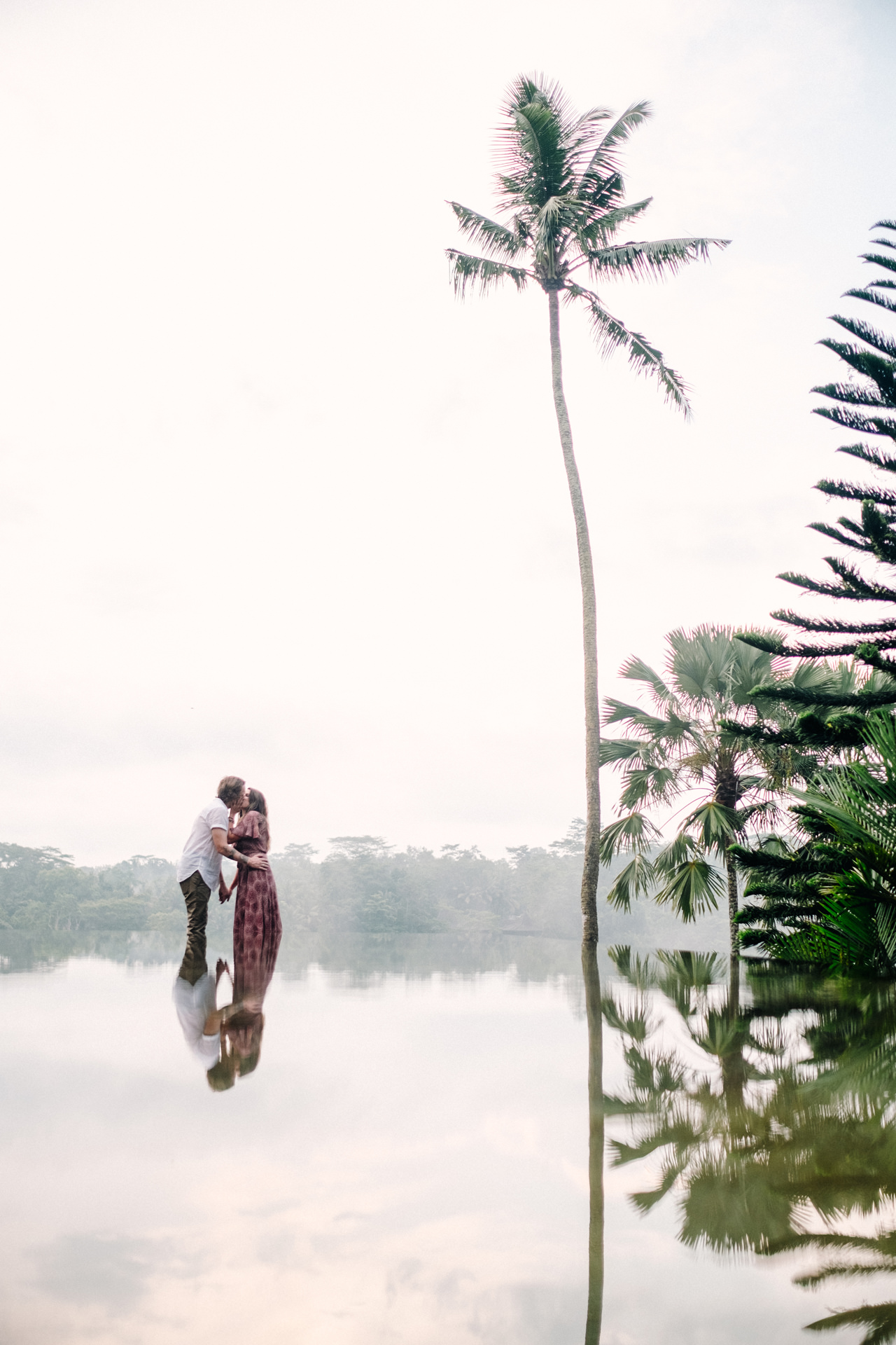 D&O: Kupu Kupu Barong Ubud Surprise Proposal Photography 5
