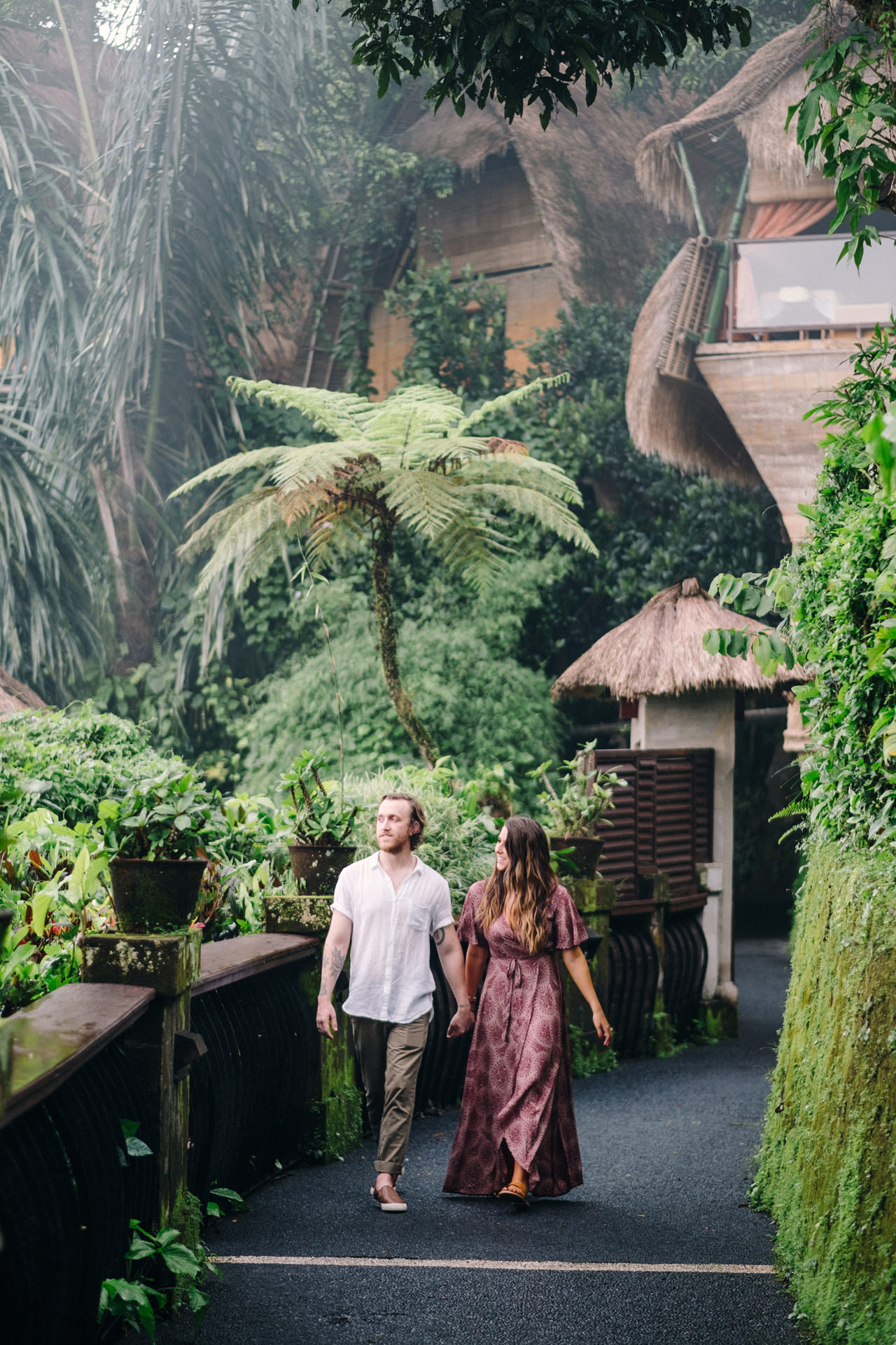 D&O: Kupu Kupu Barong Ubud Surprise Proposal Photography 7