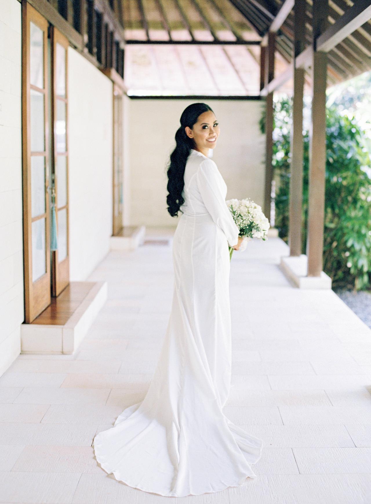 D&R: Luxury Bali Wedding Reception at The Glass House by Tirtha 2