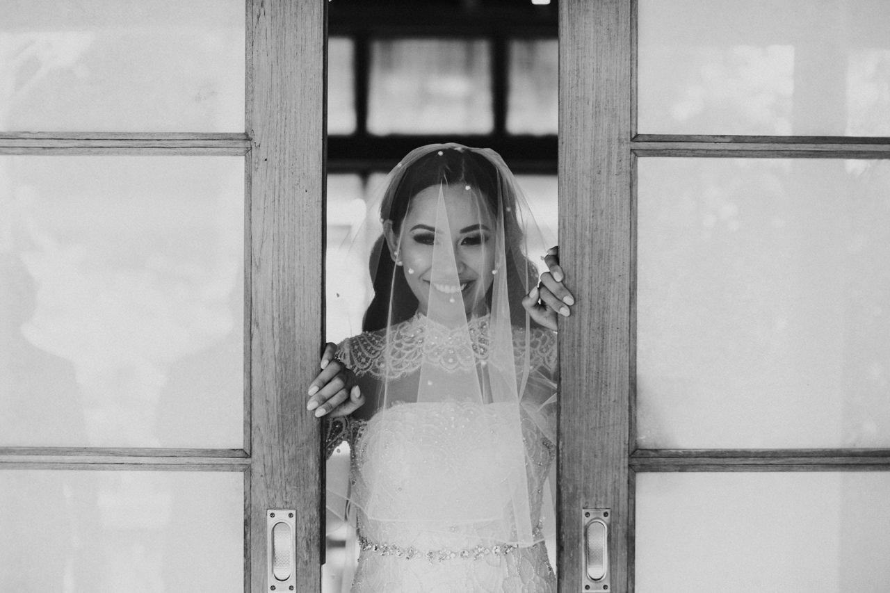D&R: Luxury Bali Wedding Reception at The Glass House by Tirtha 7