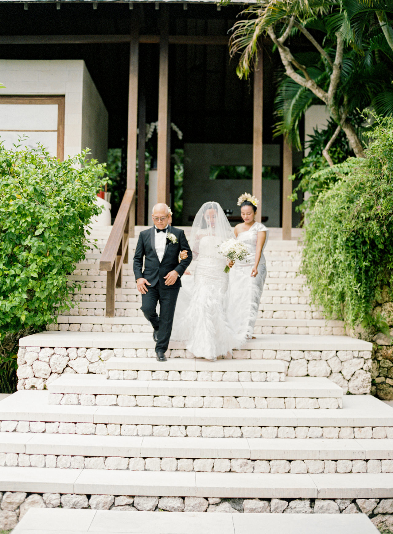 D&R: Luxury Bali Wedding Reception at The Glass House by Tirtha 8