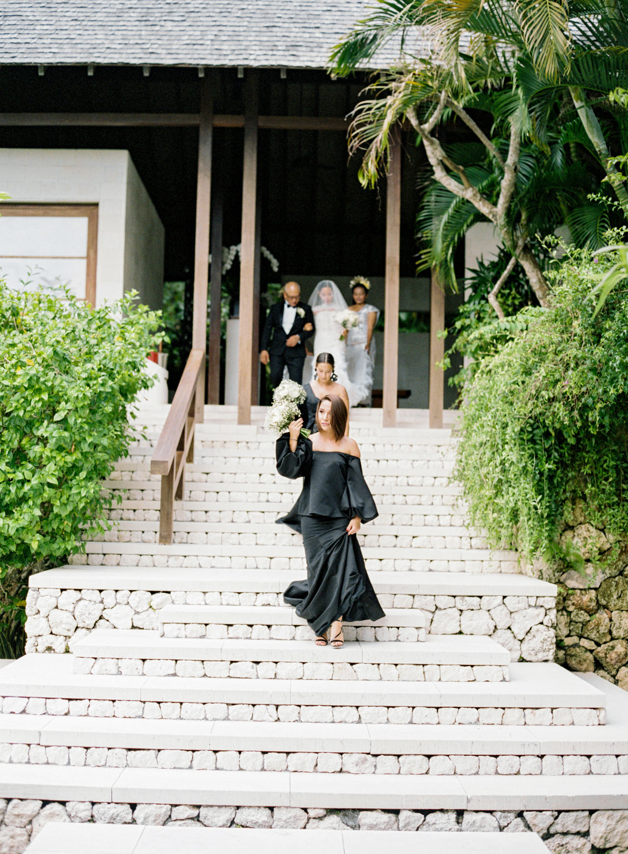 D&R: Luxury Bali Wedding Reception at The Glass House by Tirtha 9