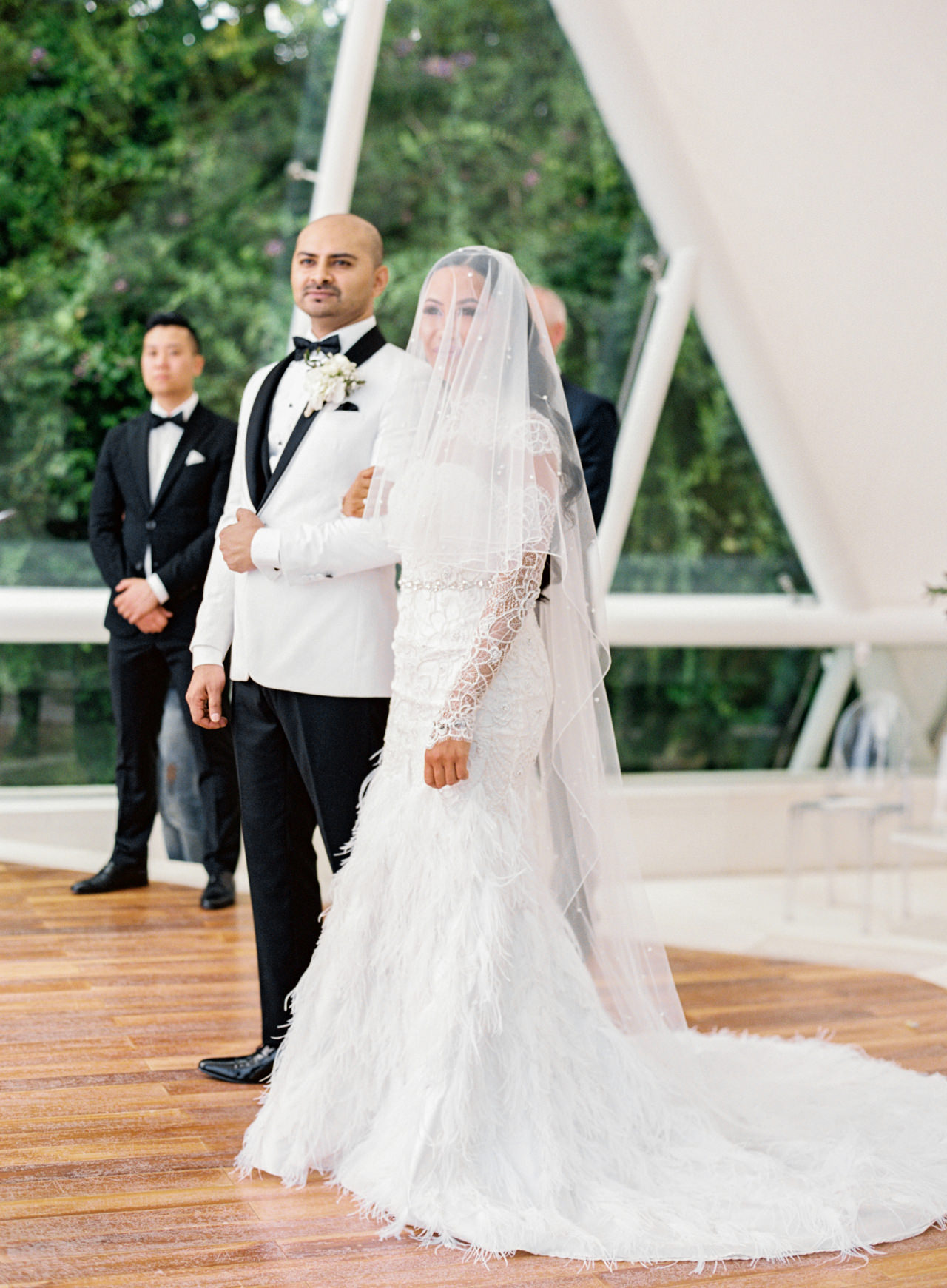 D&R: Luxury Bali Wedding Reception at The Glass House by Tirtha 12