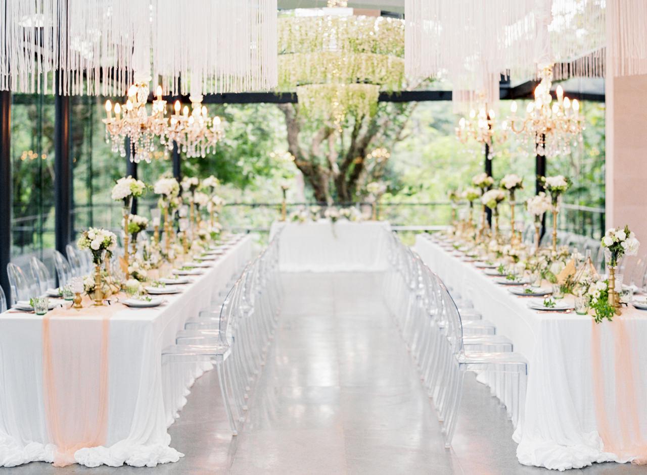 D&R: Luxury Bali Wedding Reception at The Glass House by Tirtha 16