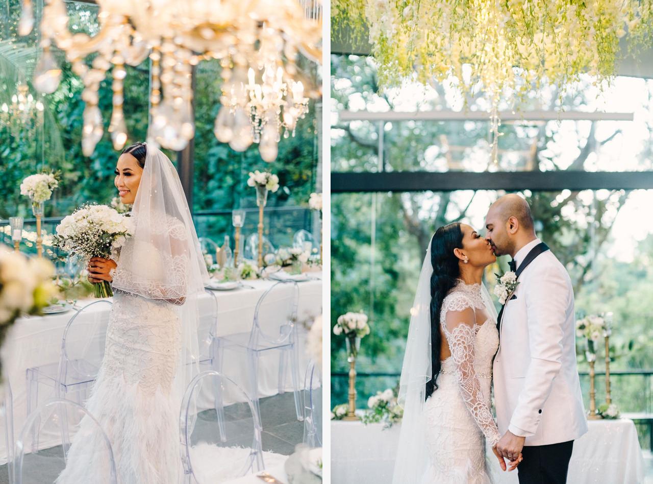 D&R: Luxury Bali Wedding Reception at The Glass House by Tirtha 20