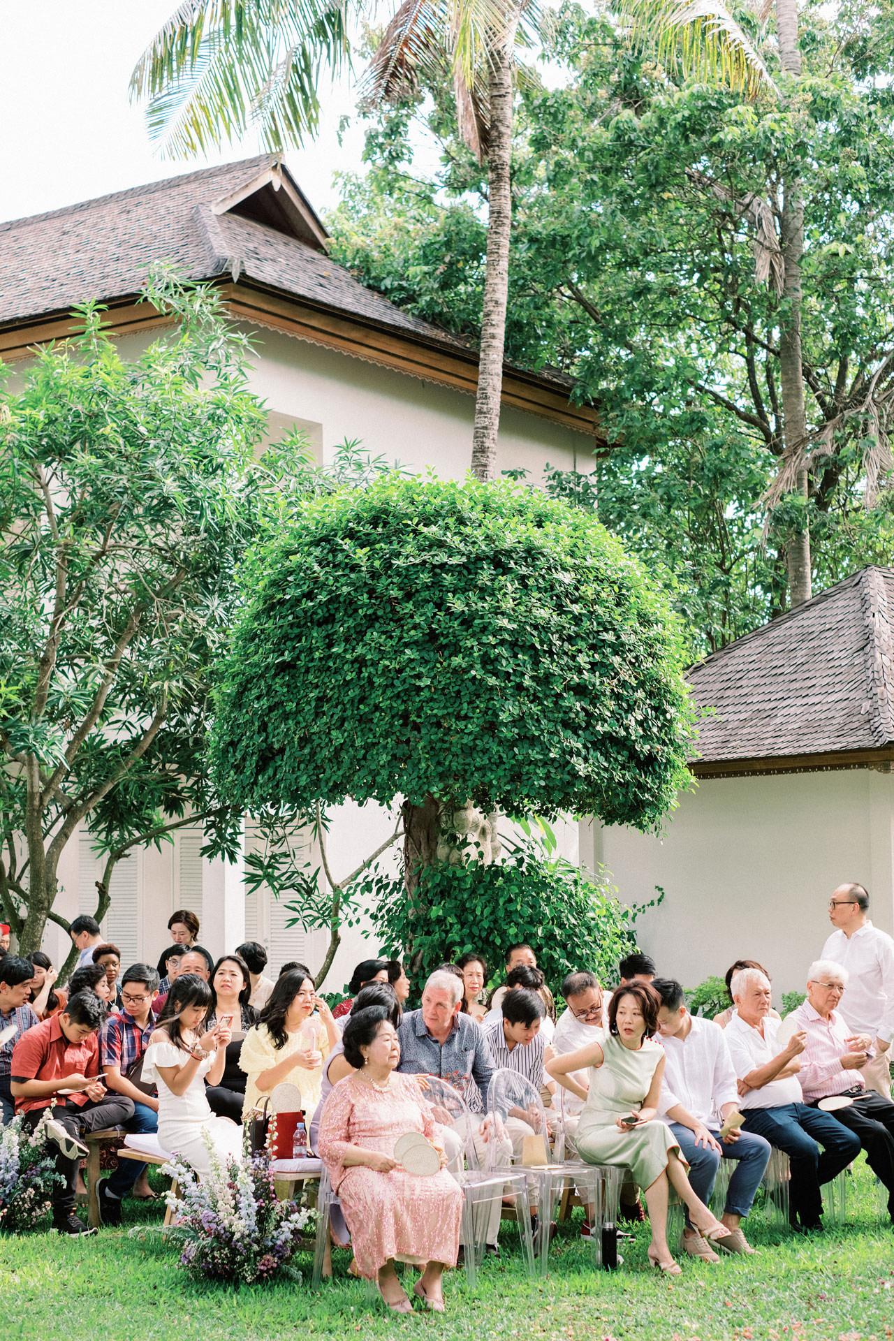 Whimsical Bali Forest Wedding at Puri Nirwana  34