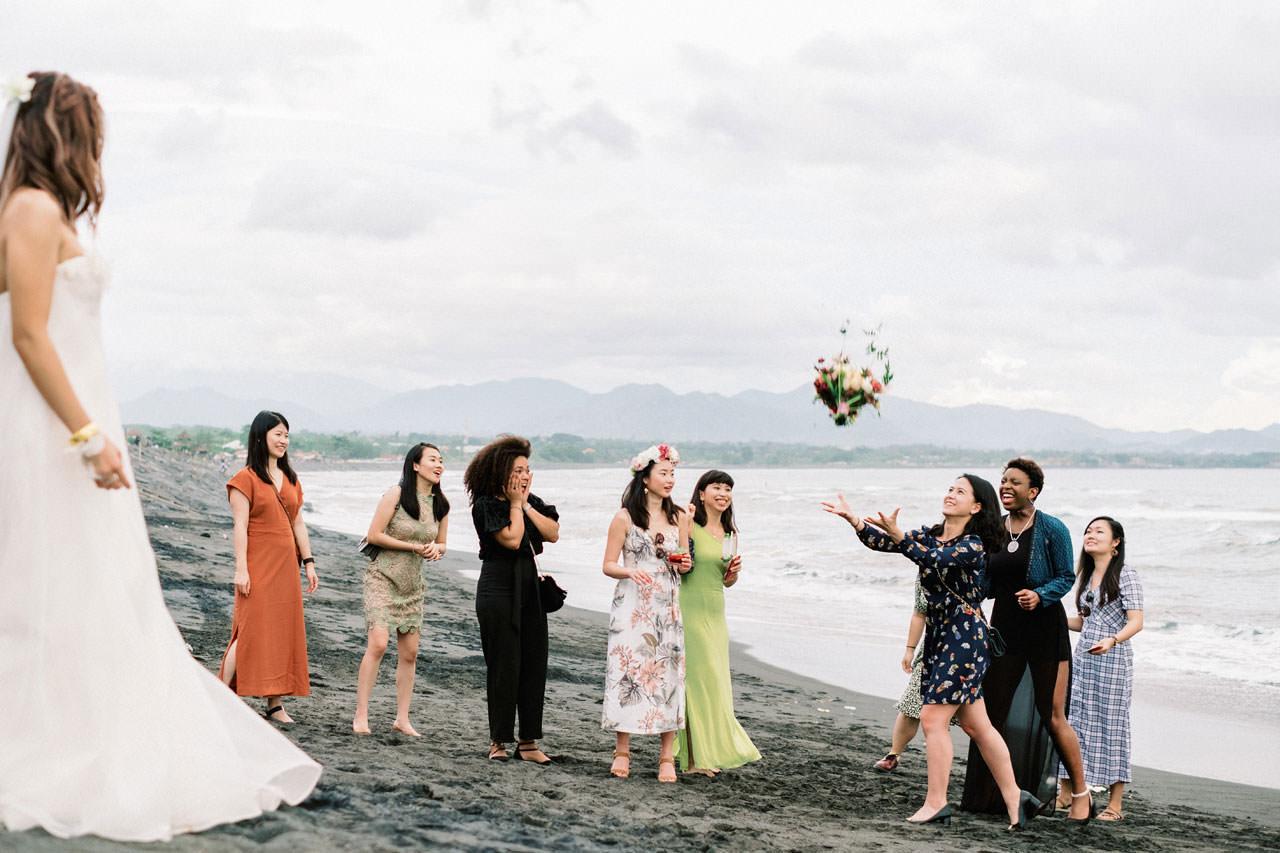 Whimsical Bali Forest Wedding at Puri Nirwana  49