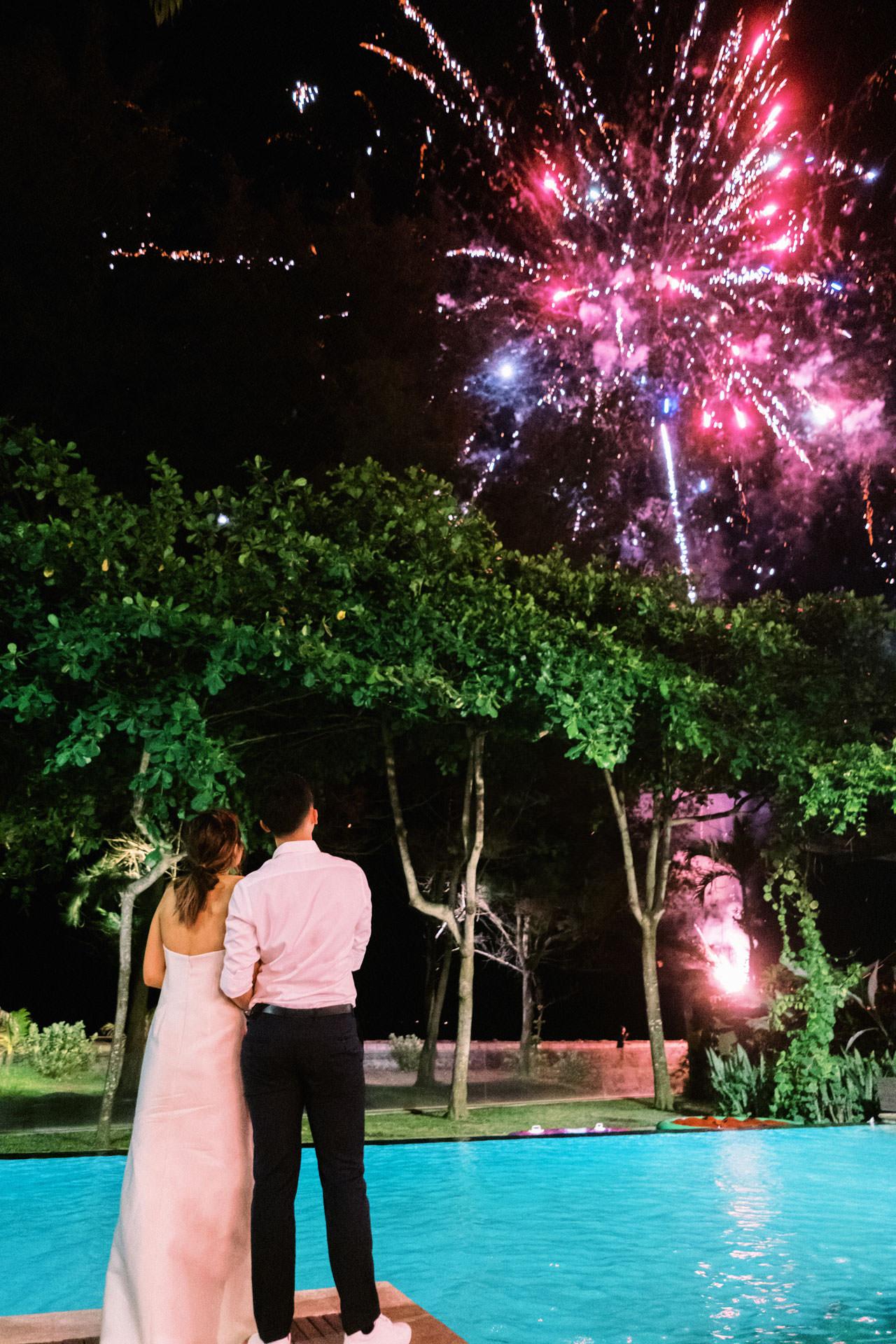 Whimsical Bali Forest Wedding at Puri Nirwana  59