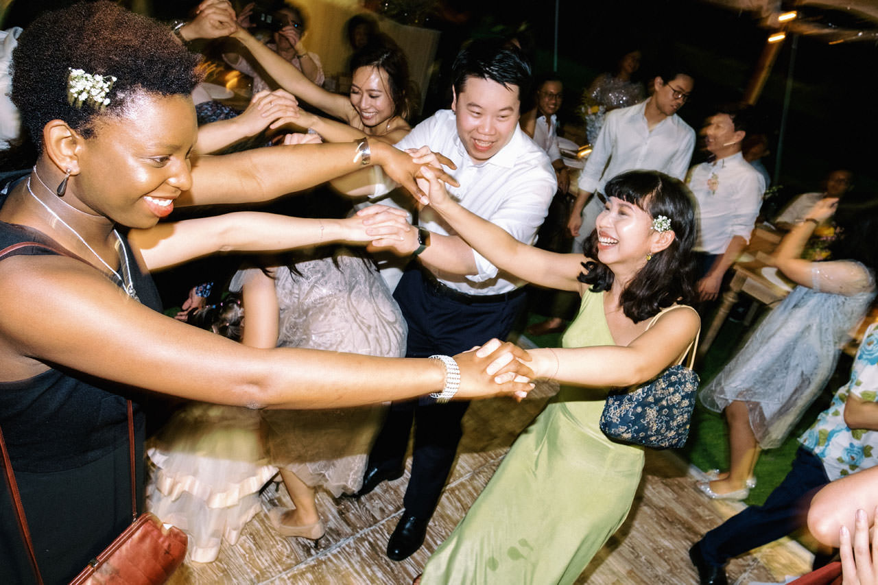 Whimsical Bali Forest Wedding at Puri Nirwana  60