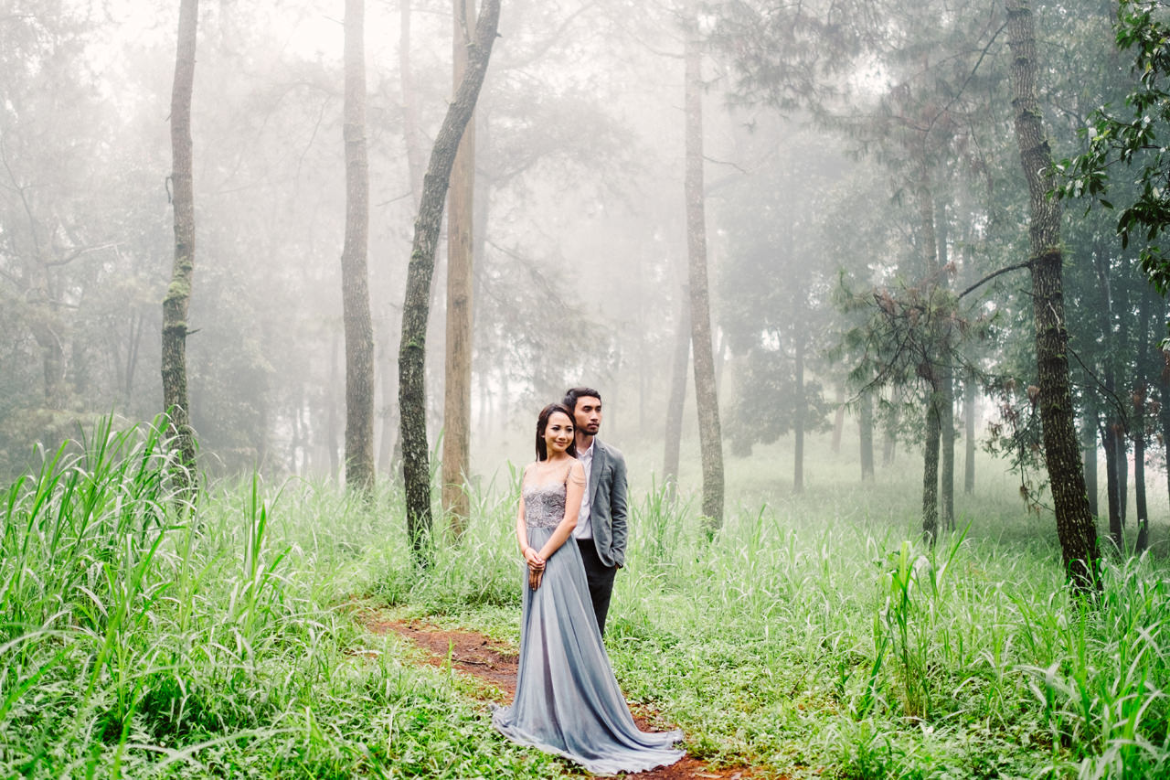 D&T: Bali Engagement Photography Session 6