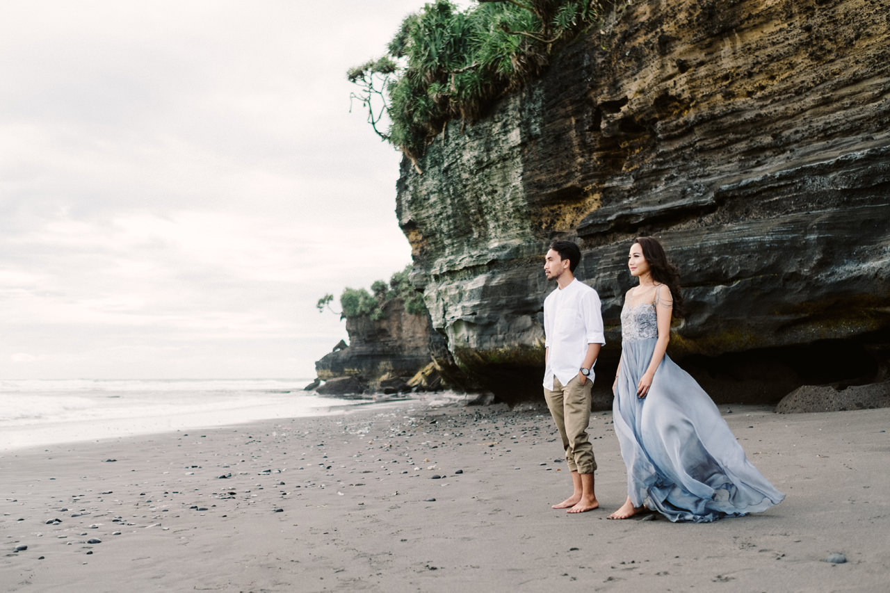 D&T: Bali Engagement Photography Session 9