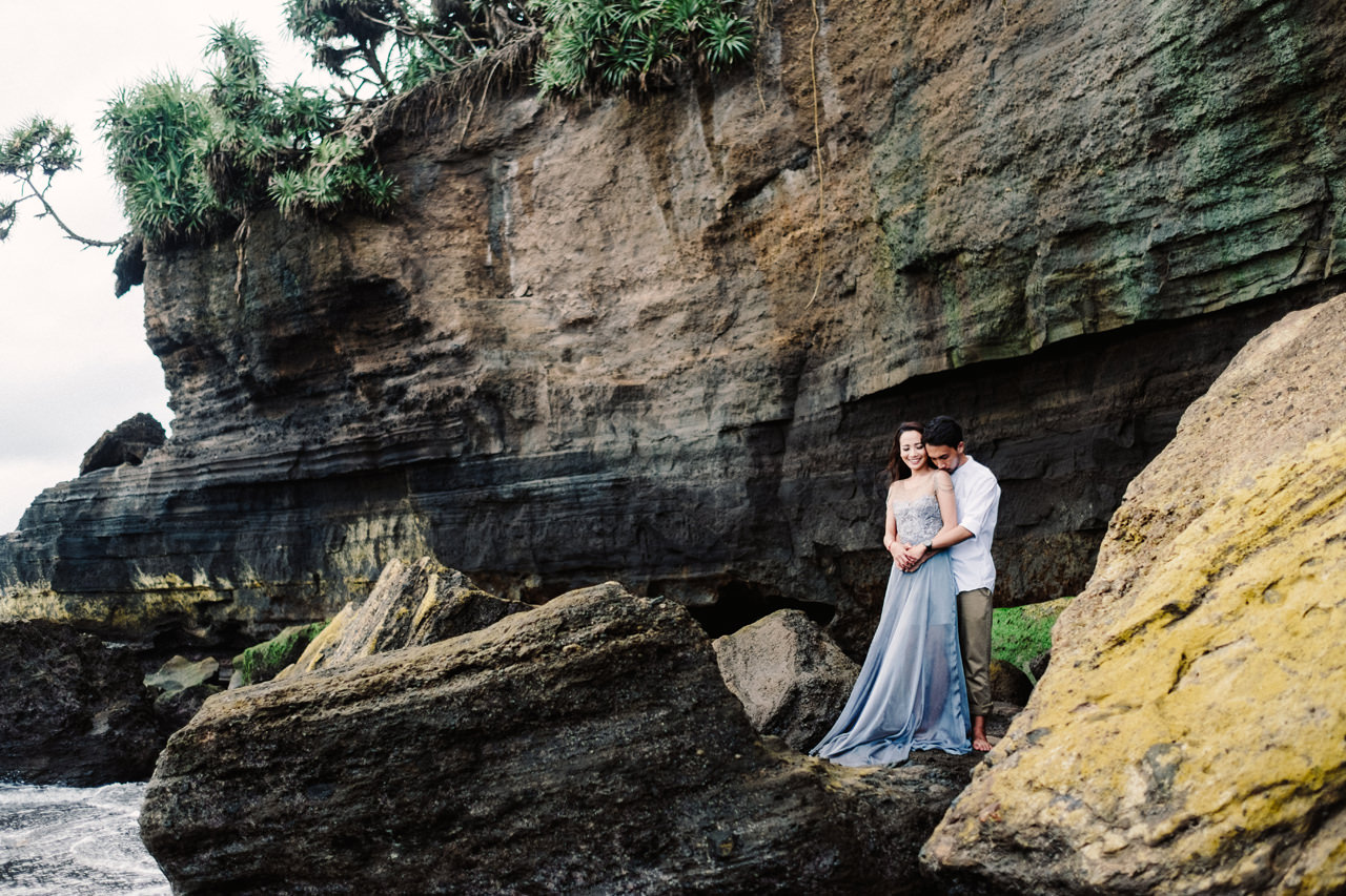 D&T: Bali Engagement Photography Session 11