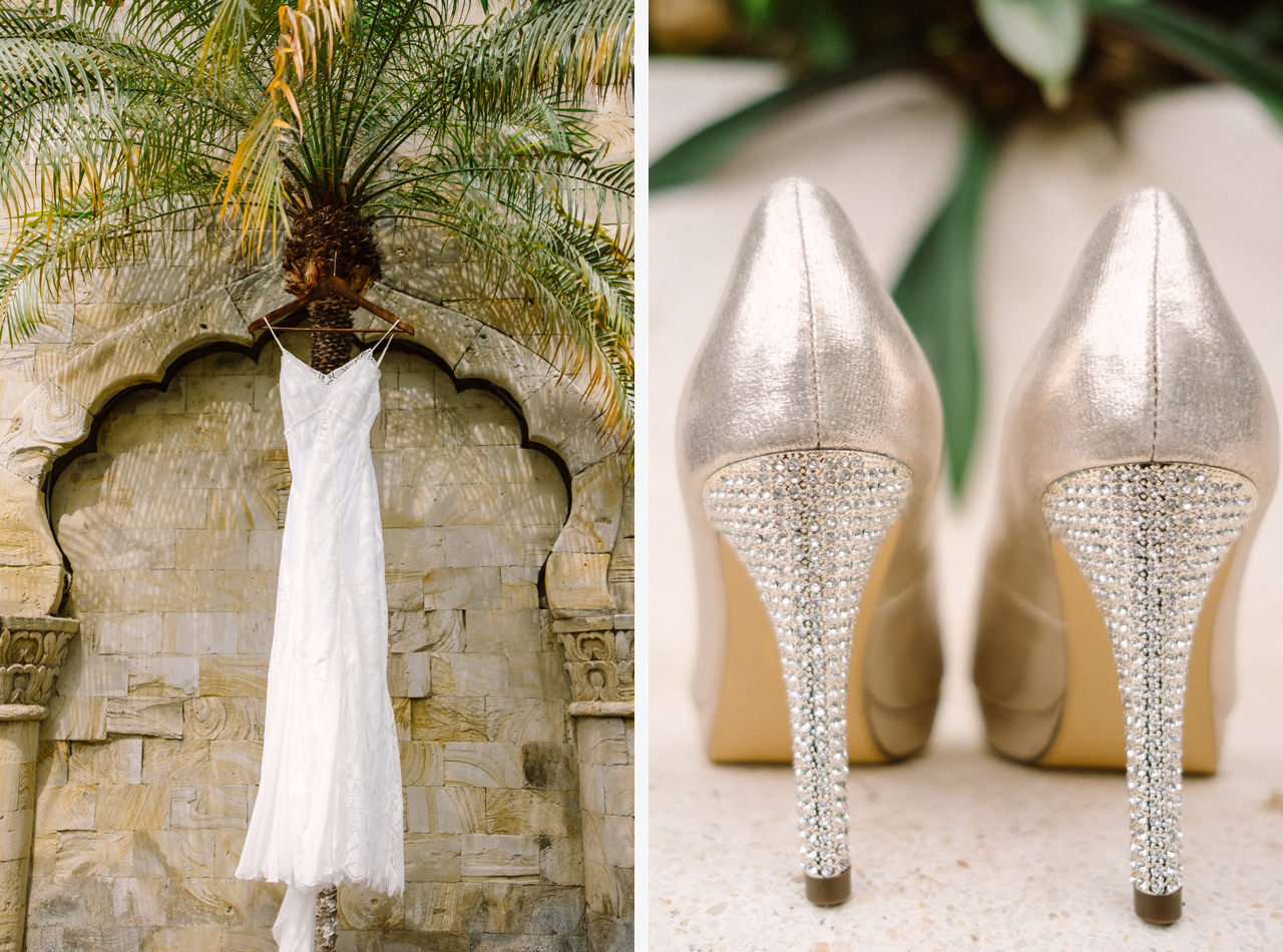 Bali Wedding Inspiration with an Indian & Middle Eastern Exotic Architecture 2