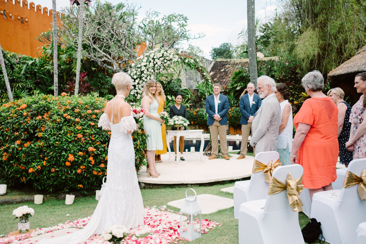 Bali Wedding Inspiration with an Indian & Middle Eastern Exotic Architecture 9