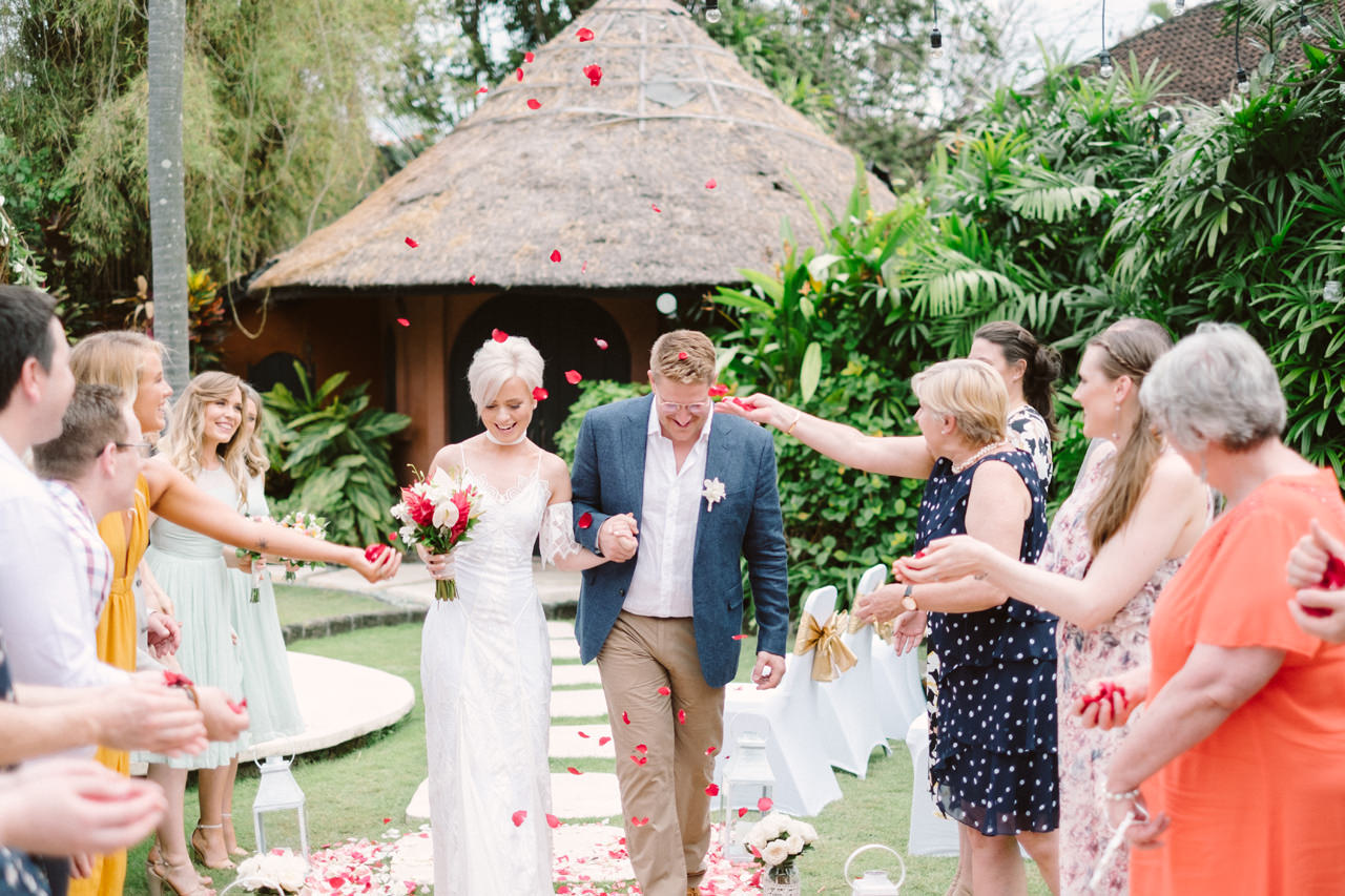 Bali Wedding Inspiration with an Indian & Middle Eastern Exotic Architecture 13
