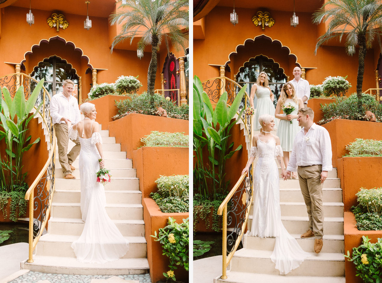 Bali Wedding Inspiration with an Indian & Middle Eastern Exotic Architecture 16