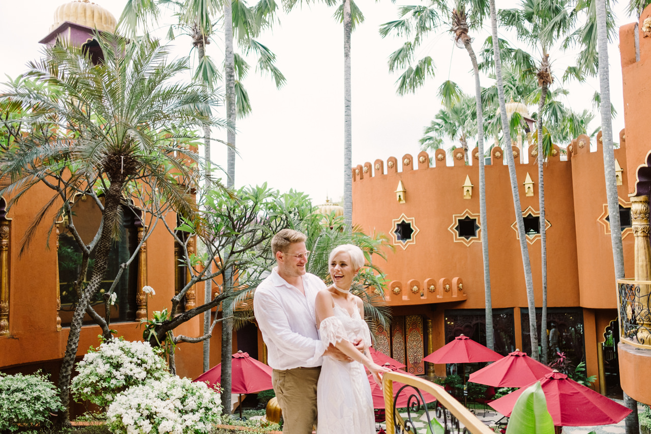 Bali Wedding Inspiration with an Indian & Middle Eastern Exotic Architecture 20