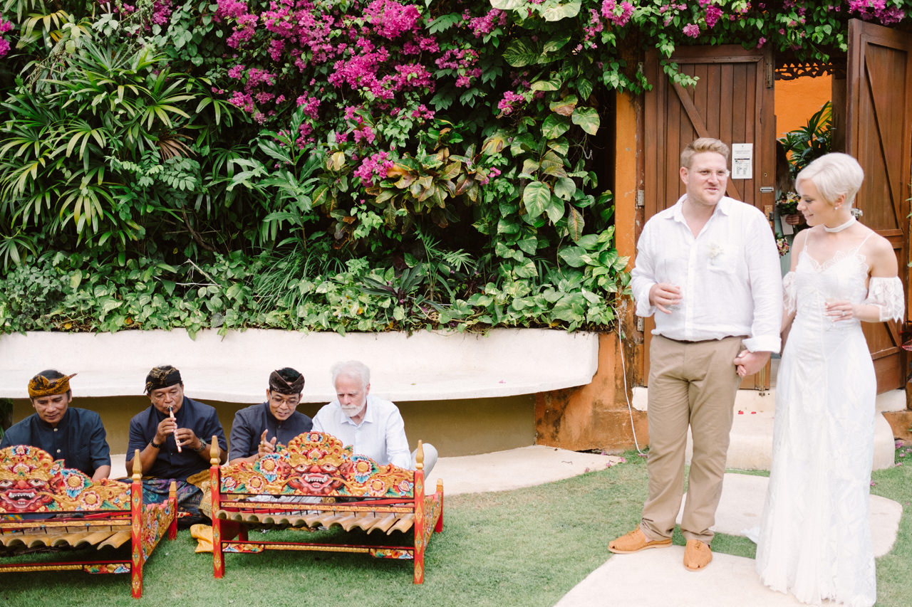 Bali Wedding Inspiration with an Indian & Middle Eastern Exotic Architecture 23